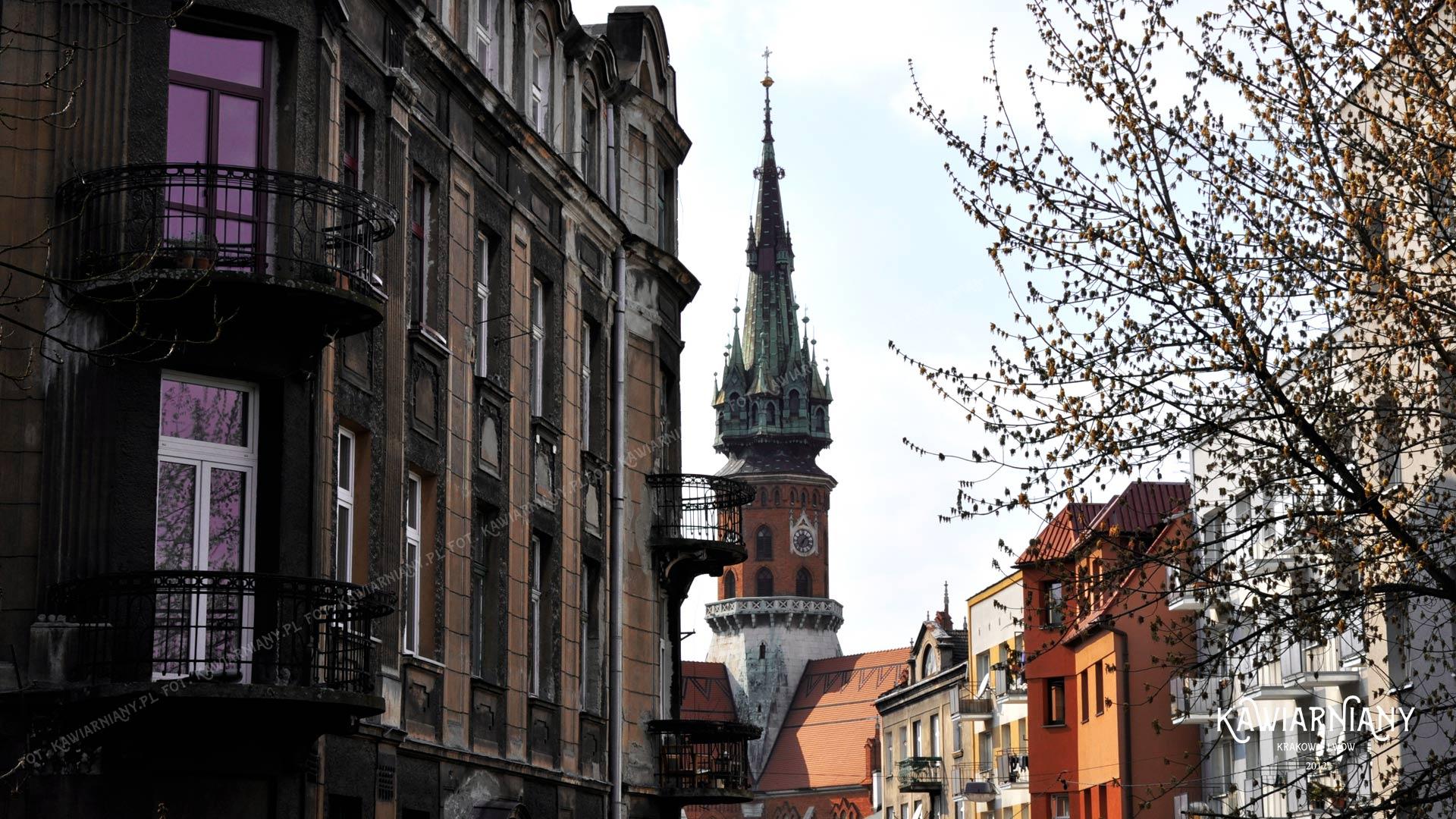 10 miejsc które warto zobaczyć w Krakowie na Podgórzu