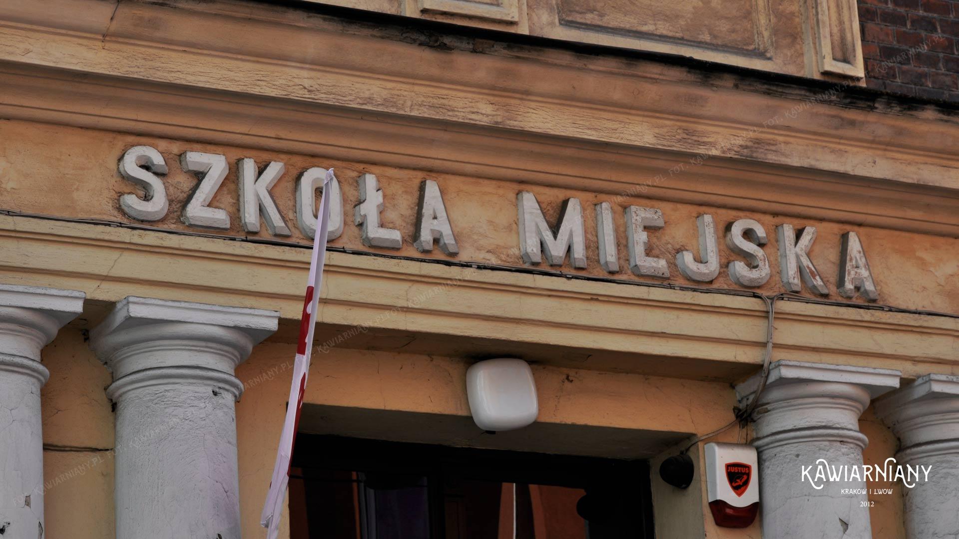 Szkoła miejska, Podgórze