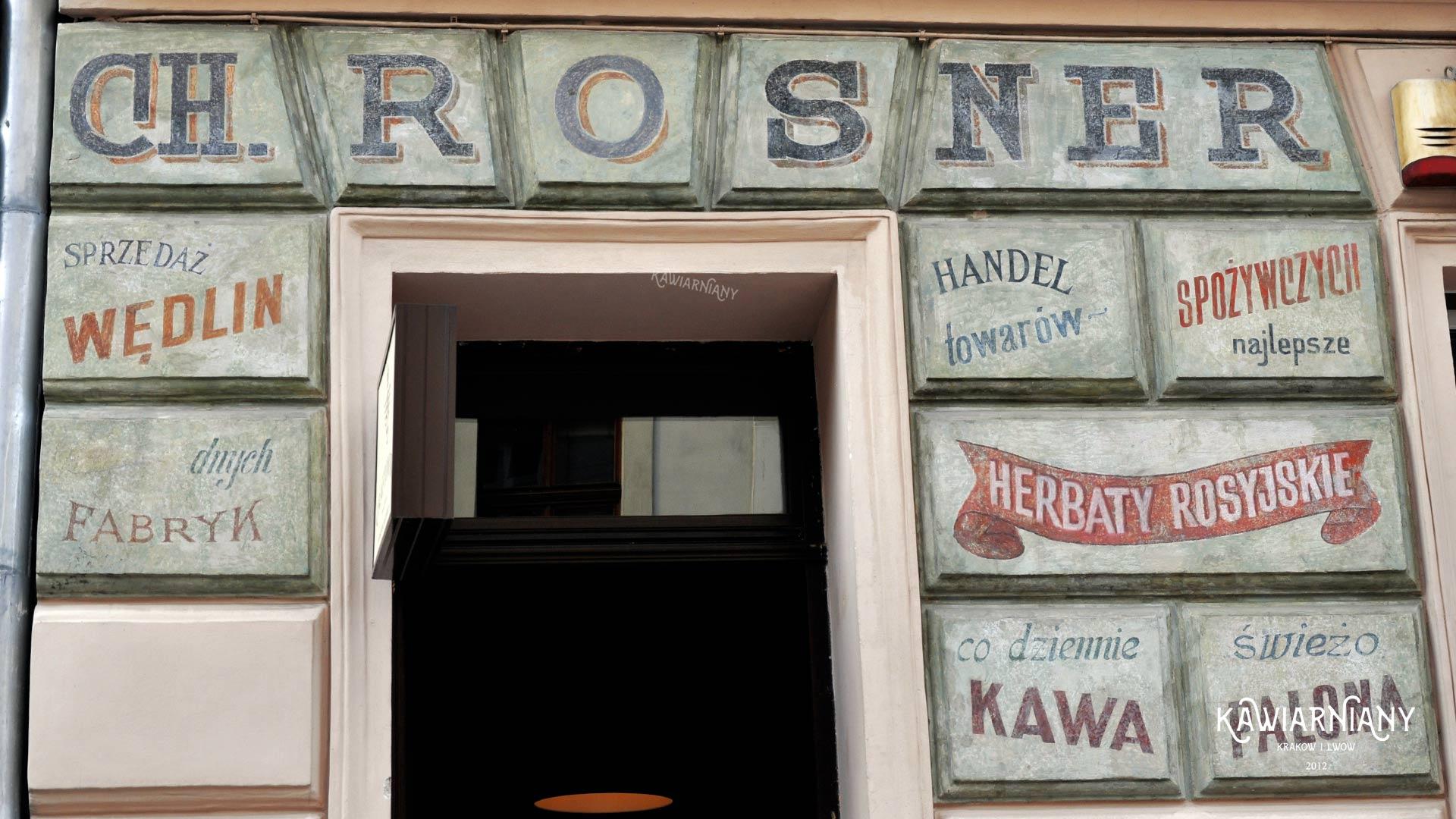 Przedwojenne napisy i szyldy w Krakowie. Tak kiedyś wyglądały ulice