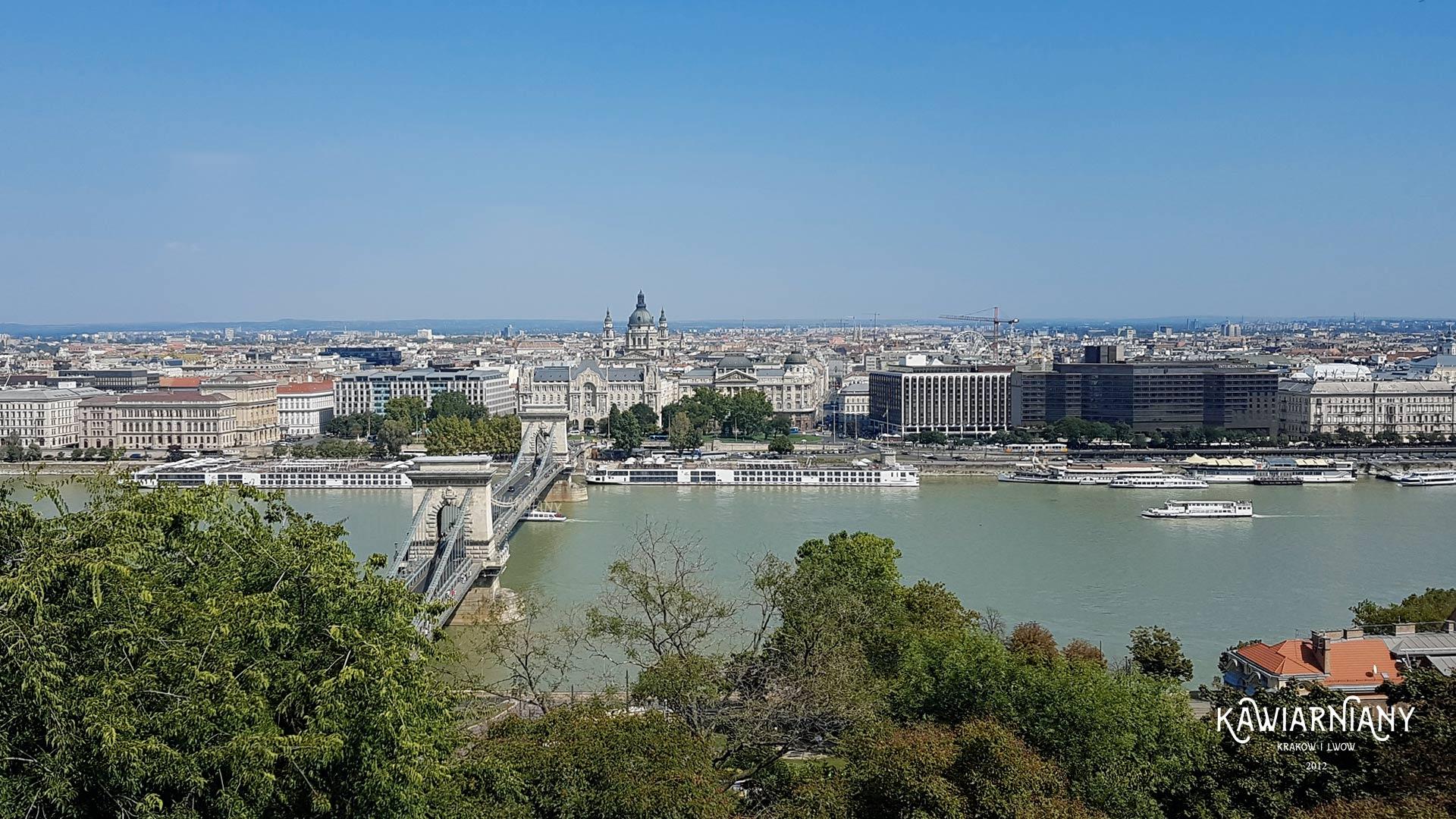11 miejsc z widokiem na panoramę Budapesztu. Punkty widokowe w Budapeszcie
