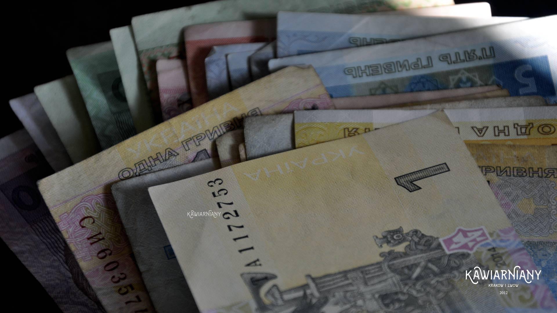 ukraina waluta