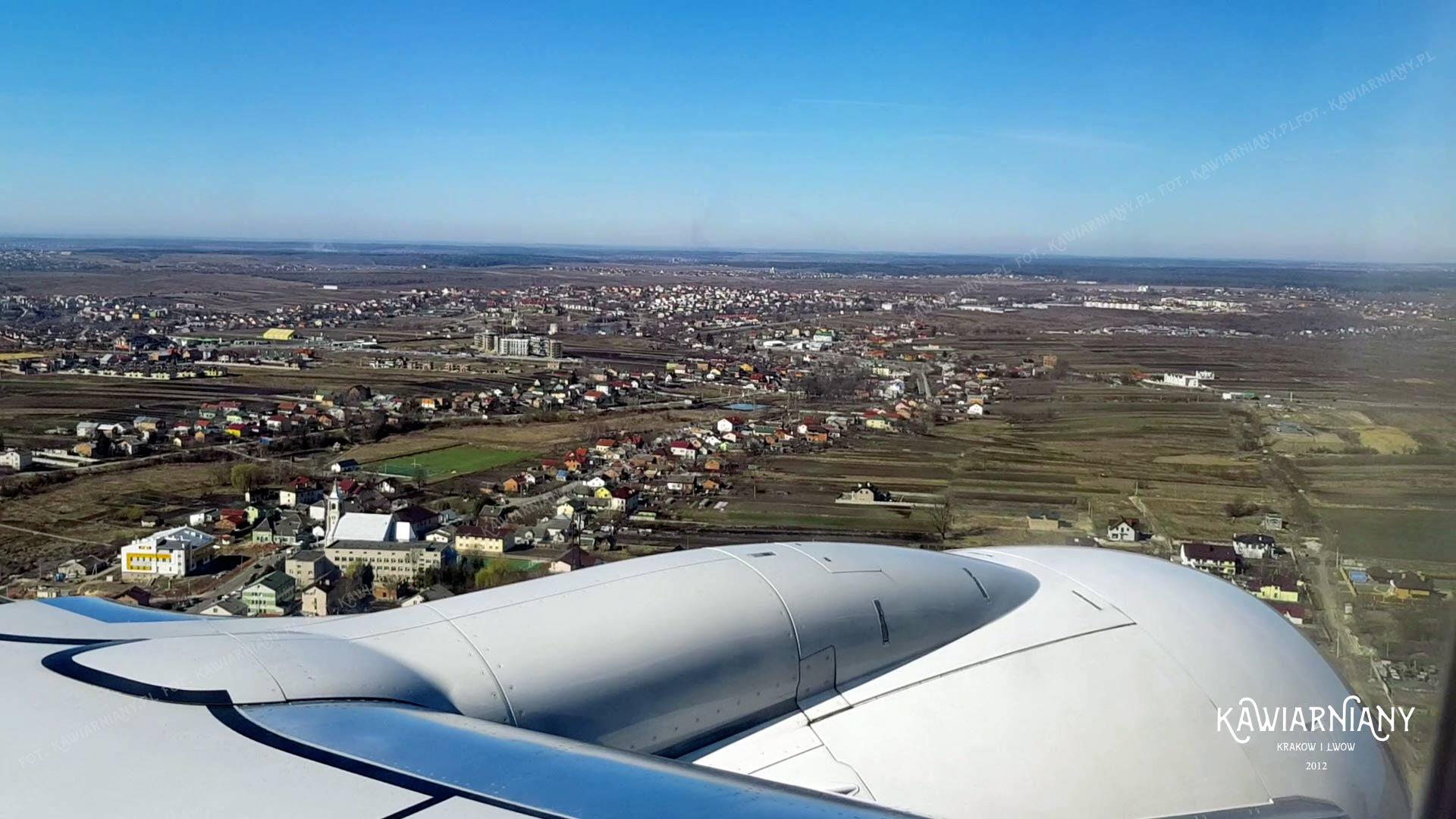 Lądowanie we Lwowie