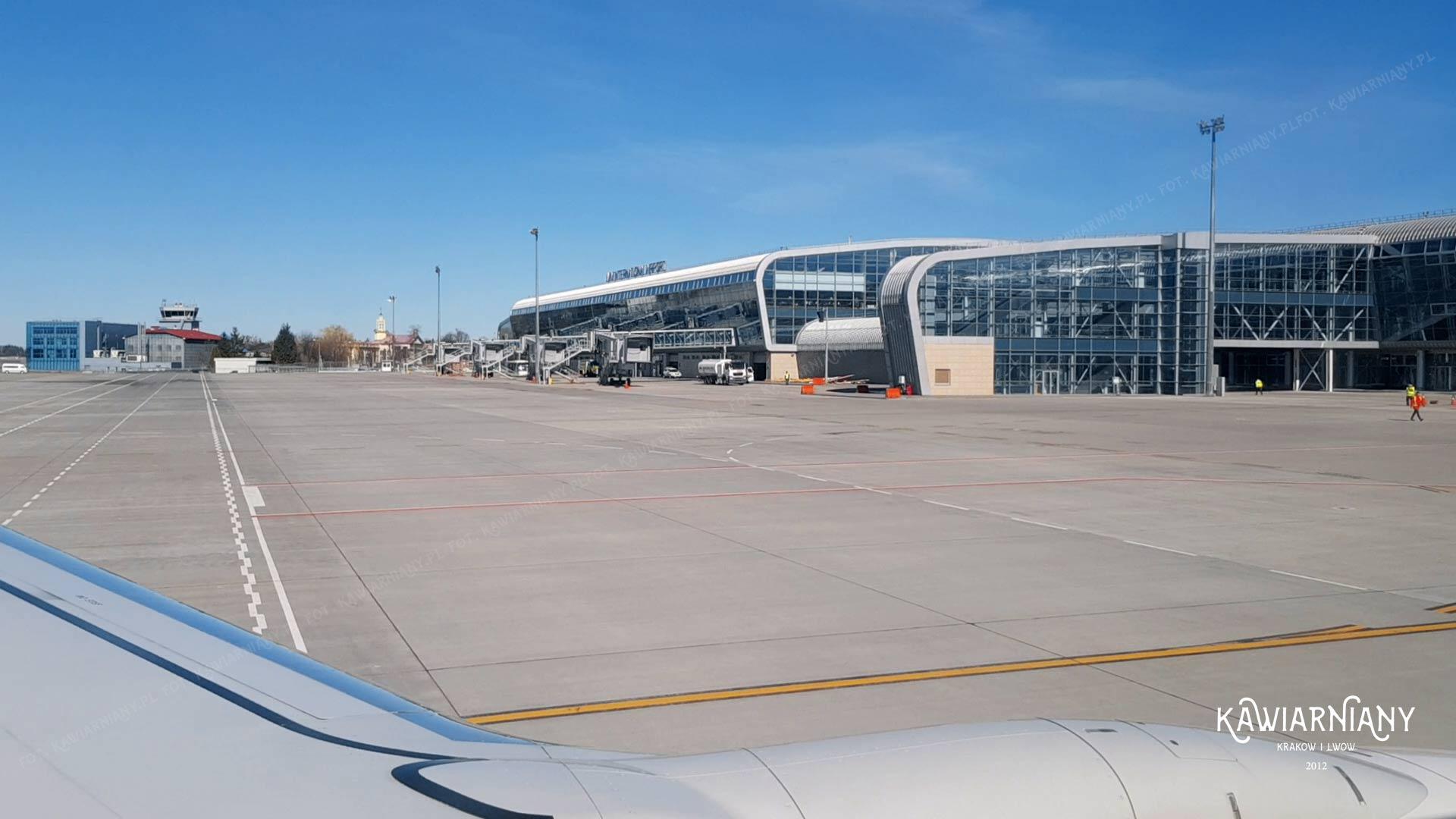 Loty z Bydgoszczy i Olsztyna do Lwowa wracają niedługo po Wielkanocy