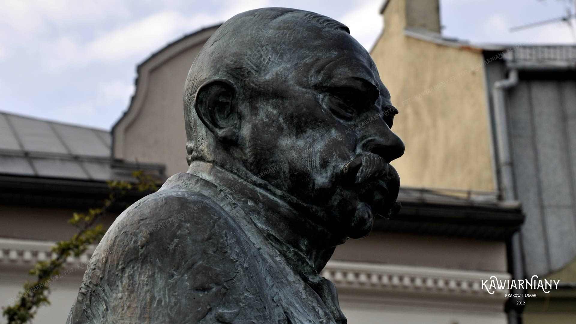 Pomnik prezydenta Juliusza Lea