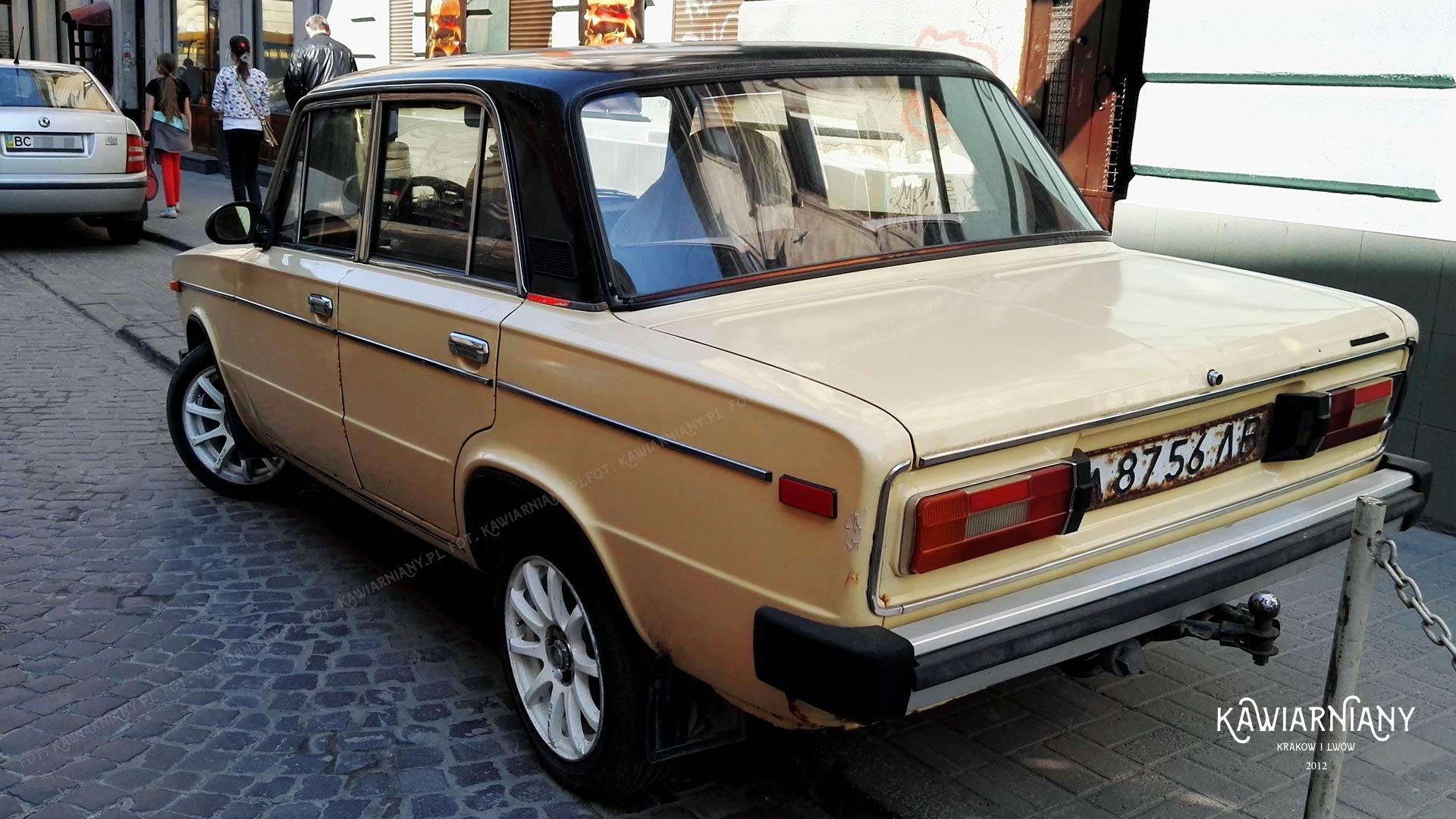 Samochody we Lwowie, auta na Ukrainie