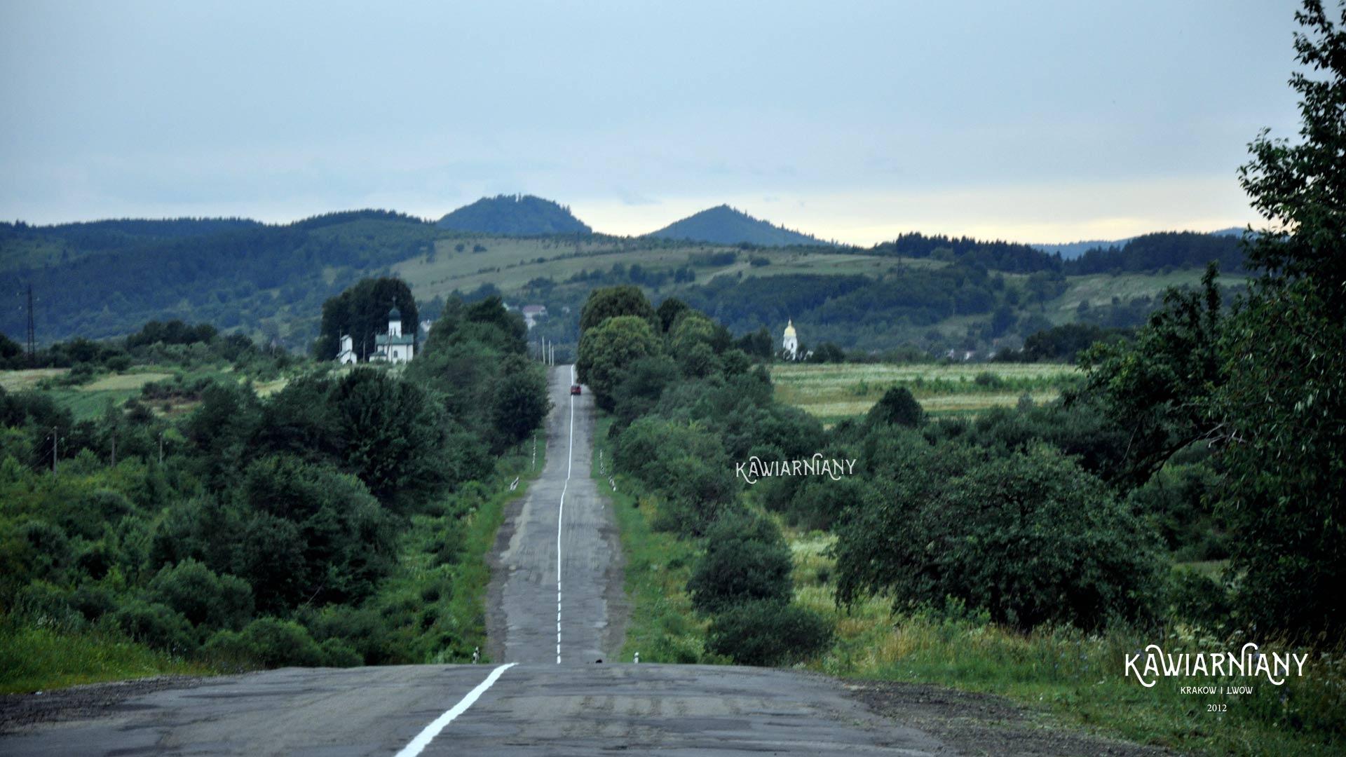 Droga Krościenko