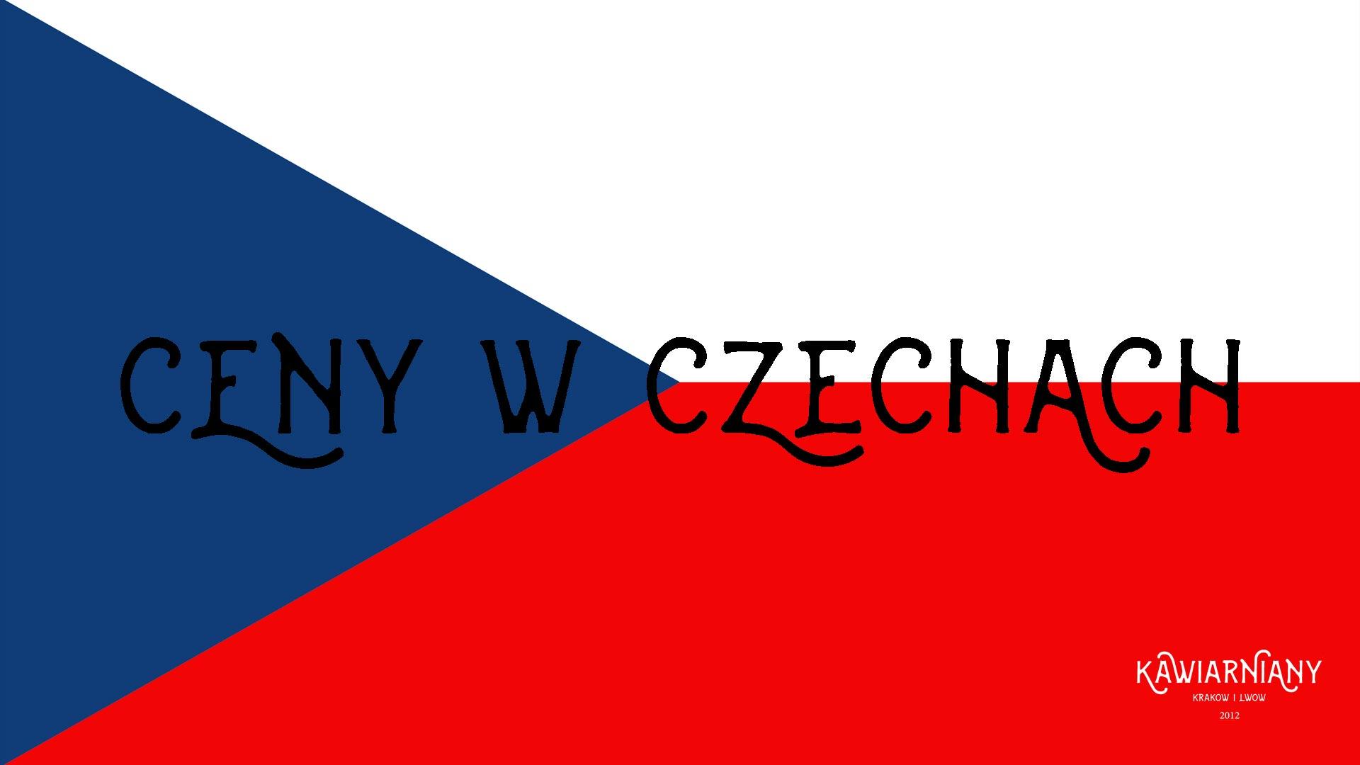 Ceny w Czechach, ceny w Pradze – obiad, zakupy, paliwo