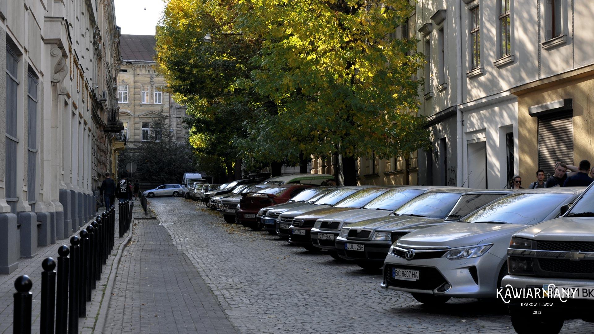Parkingi we Lwowie – idą zmiany cen parkowania. Co jeszcze się zmieni?