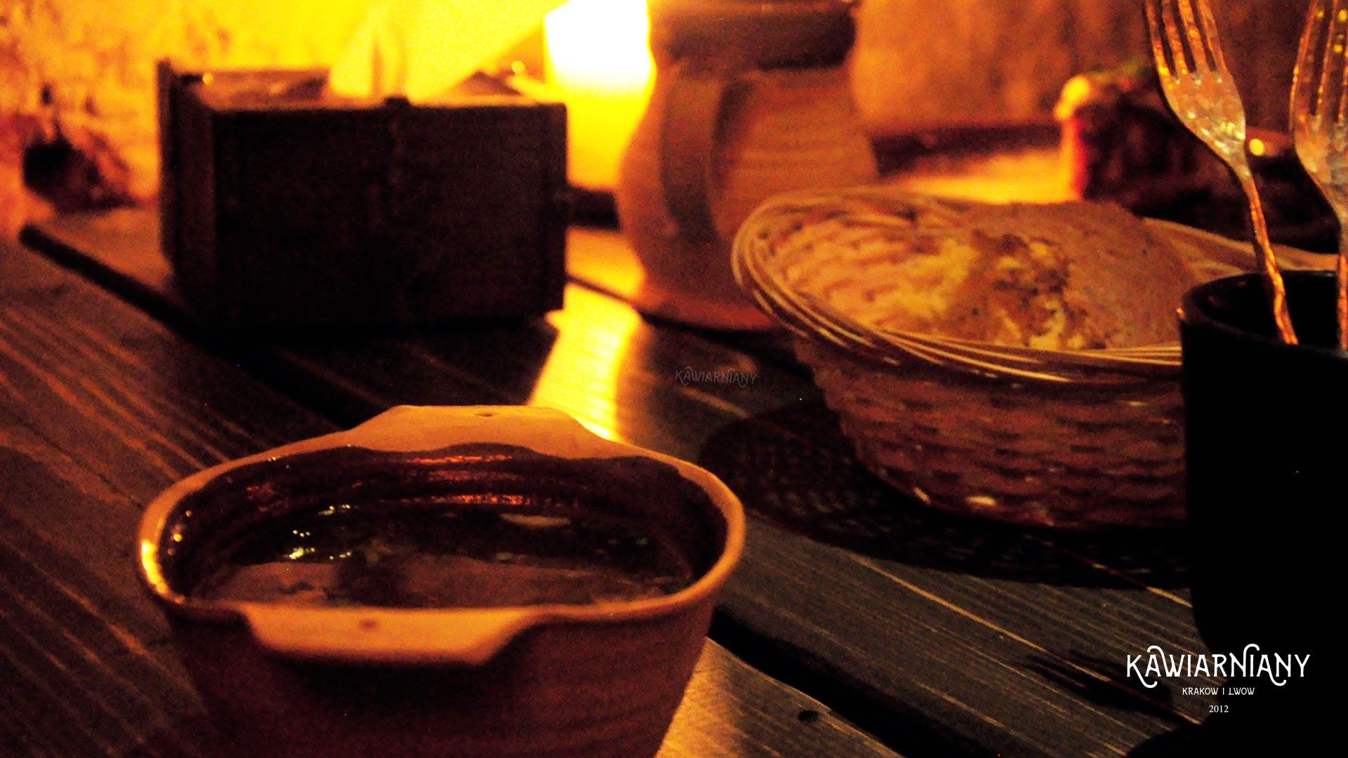 5 Loch Lwów. Średniowieczna restauracja
