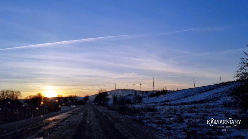 Stan dróg na Ukrainie
