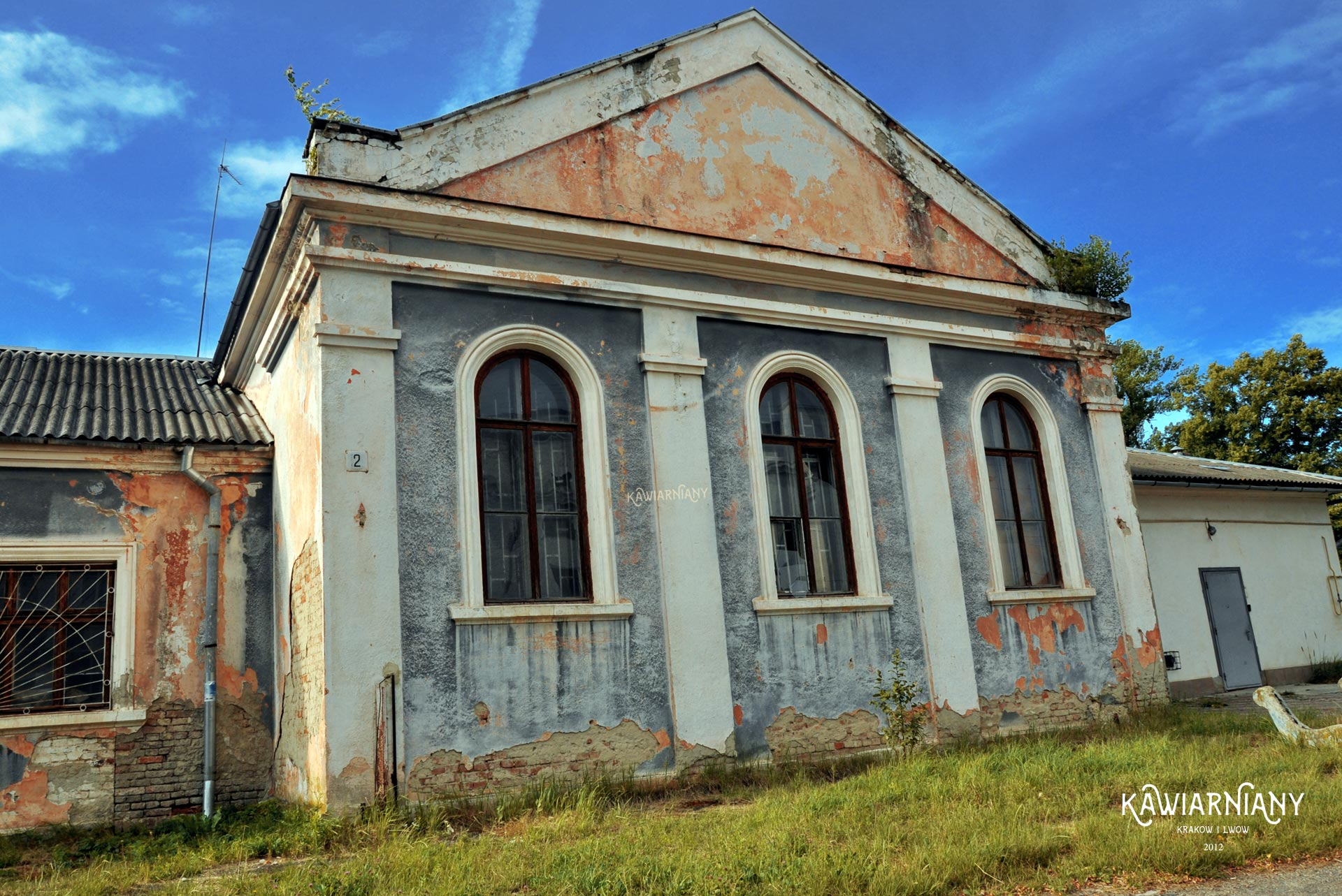 Kolonia Polmin Drohobycz