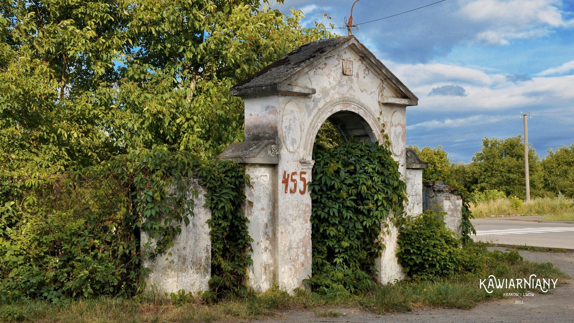Kolonia Polmin – zapomniane osiedle pracowników przedwojennej rafinerii
