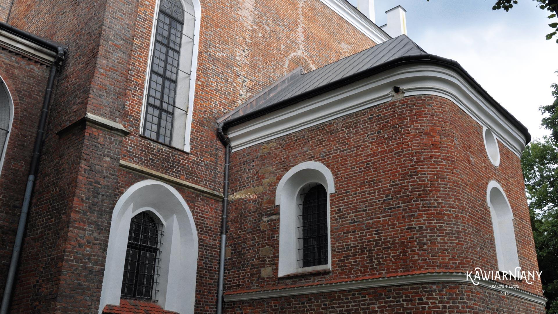 Kościół w Drohobyczu