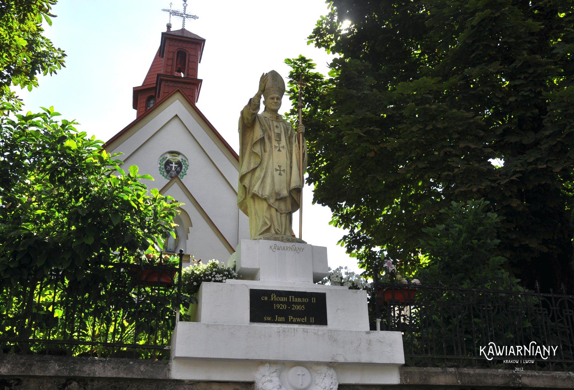 Parafia Wniebowzięcia Najświętszej Maryi Panny w Truskawcu