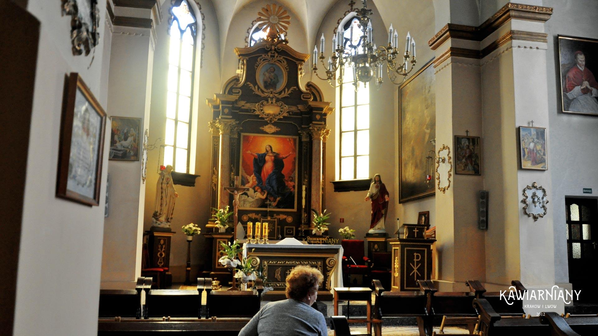 Kościół Wniebowzięcia Najświętszej Maryi Panny w Truskawcu