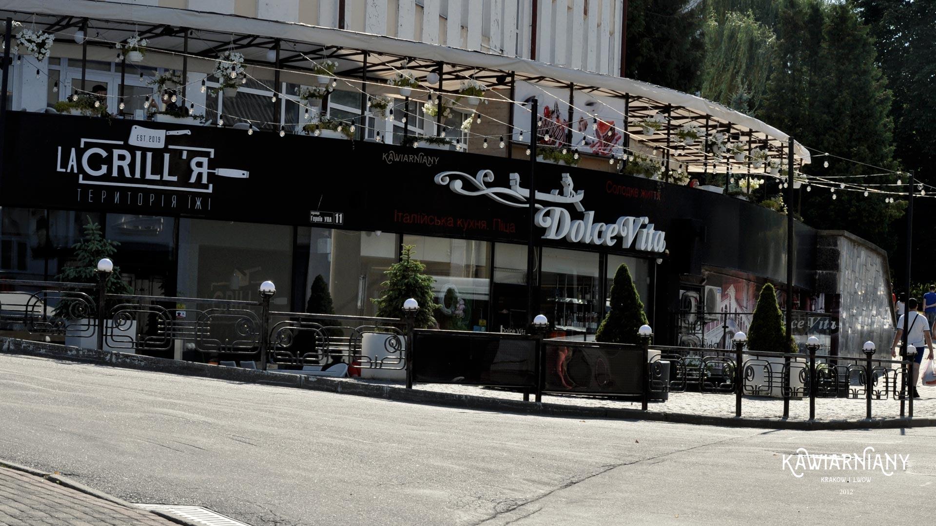 La Grillia (La GrillЯ) w Truskawcu – jedna z najlepszych restauracji w miasteczku