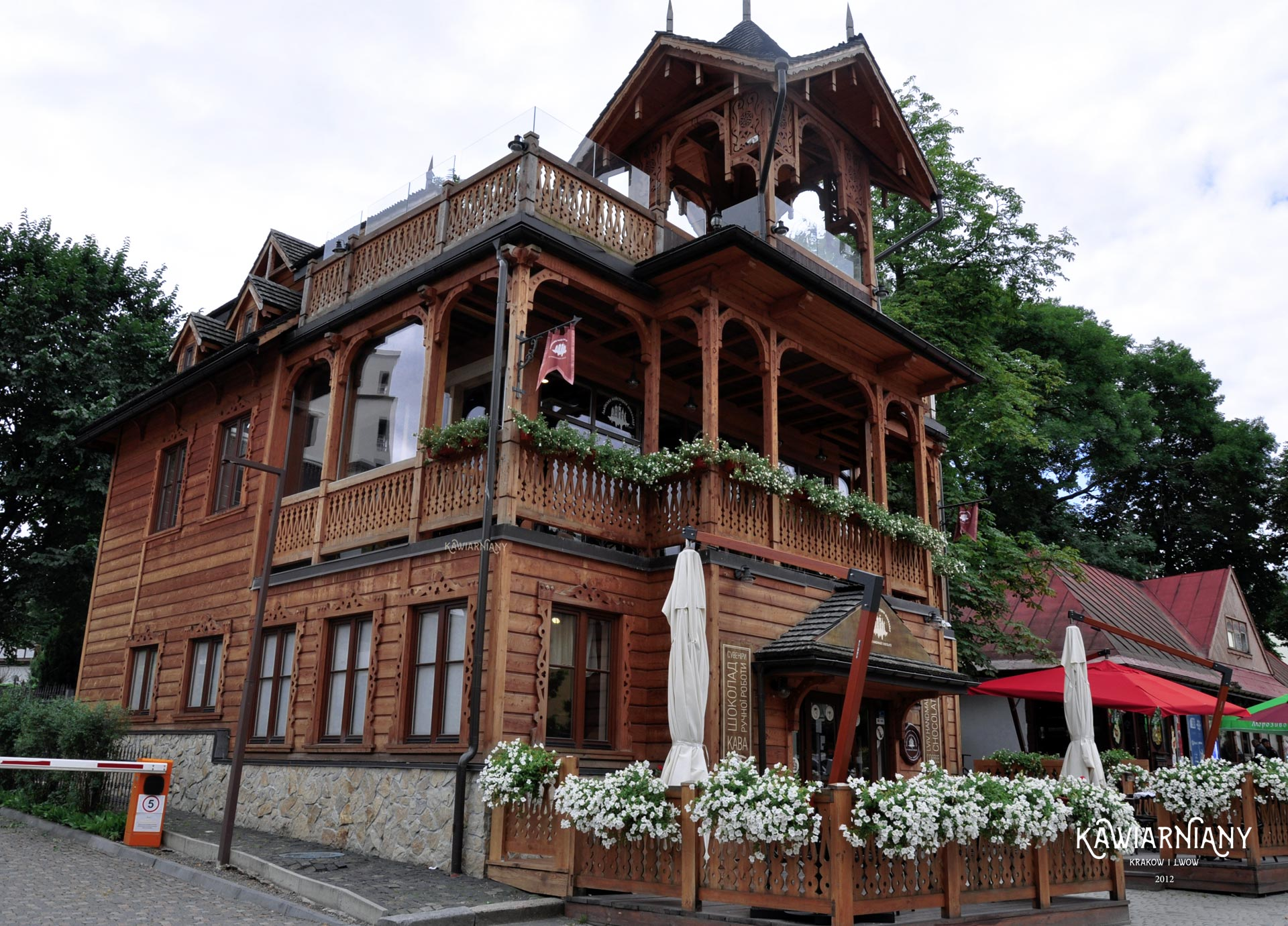 Lwowska Manufaktura Czekolady