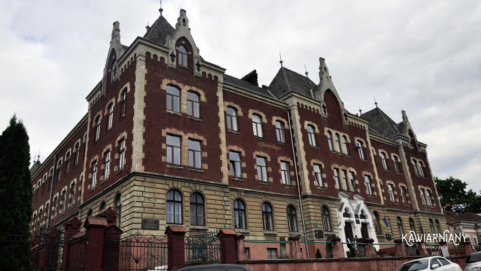 Masakra w więzieniu w Drohobyczu