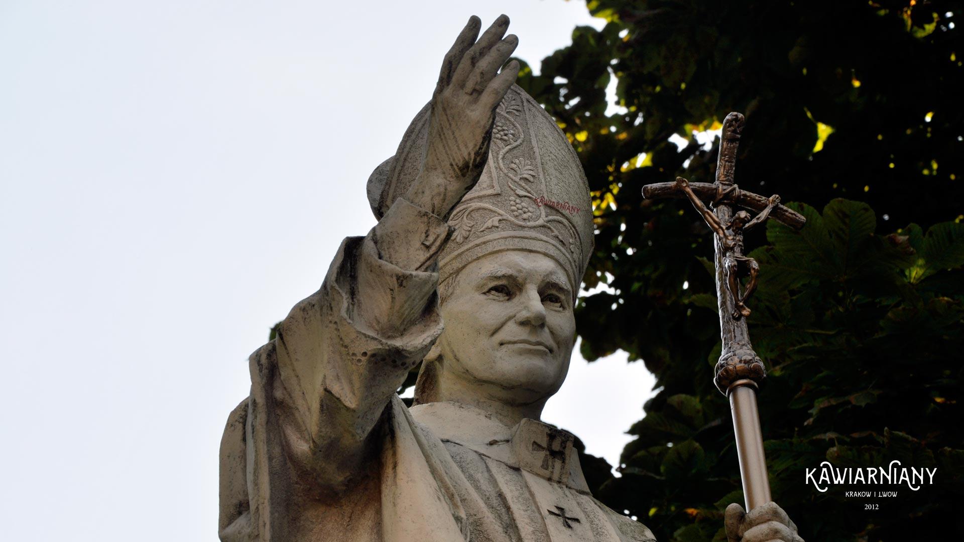 Truskawiec - Jan Paweł II