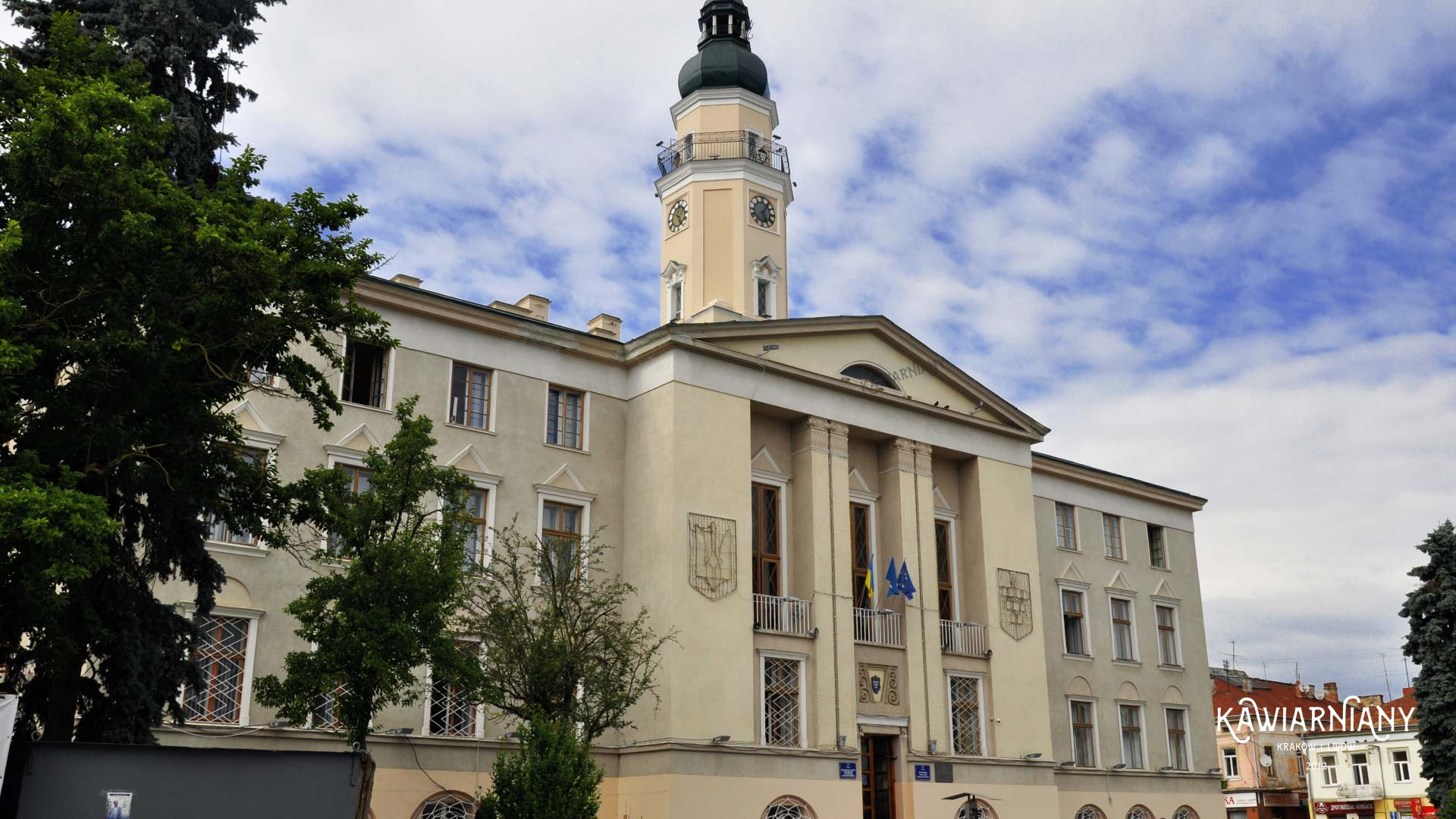 Ratusz w Drohobyczu – historia ratusza w mieście Bruno Schulza