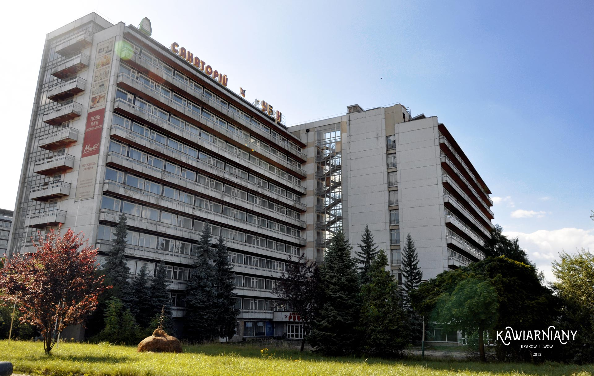 Truskawiec - sanatoria i zdjęcia