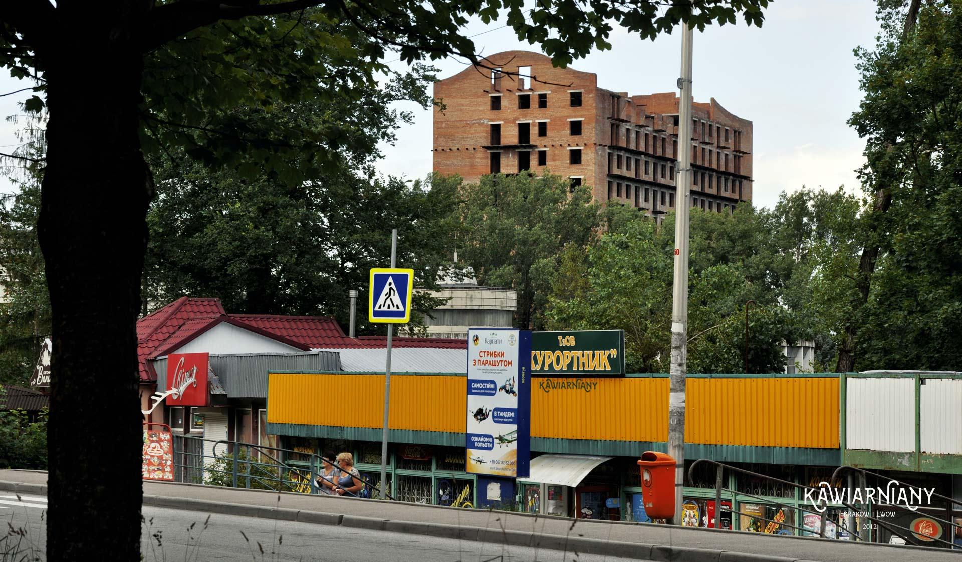 Widok na Truskawiec