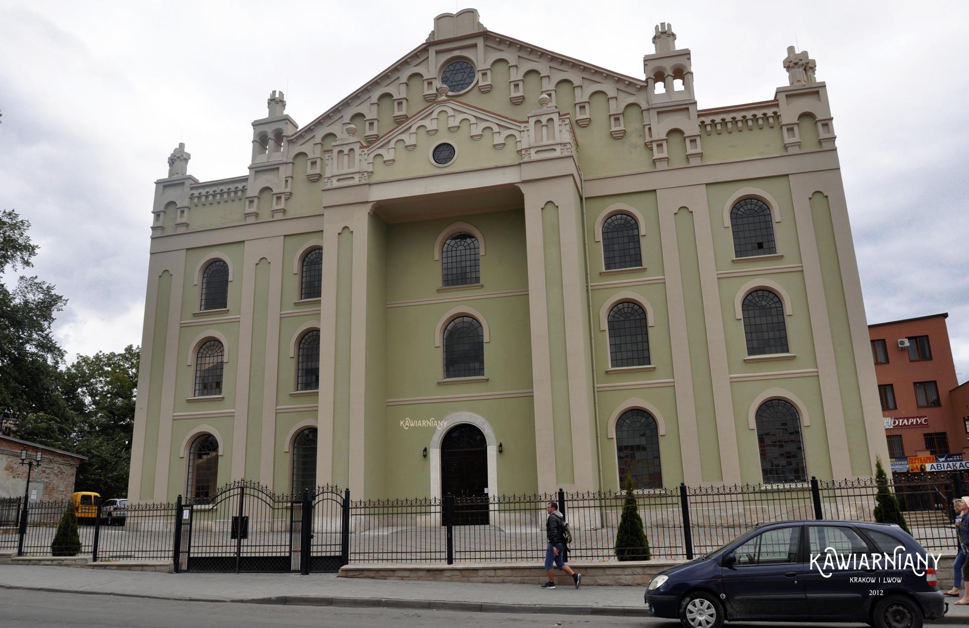 Wielka Synagoga w Drohobyczu