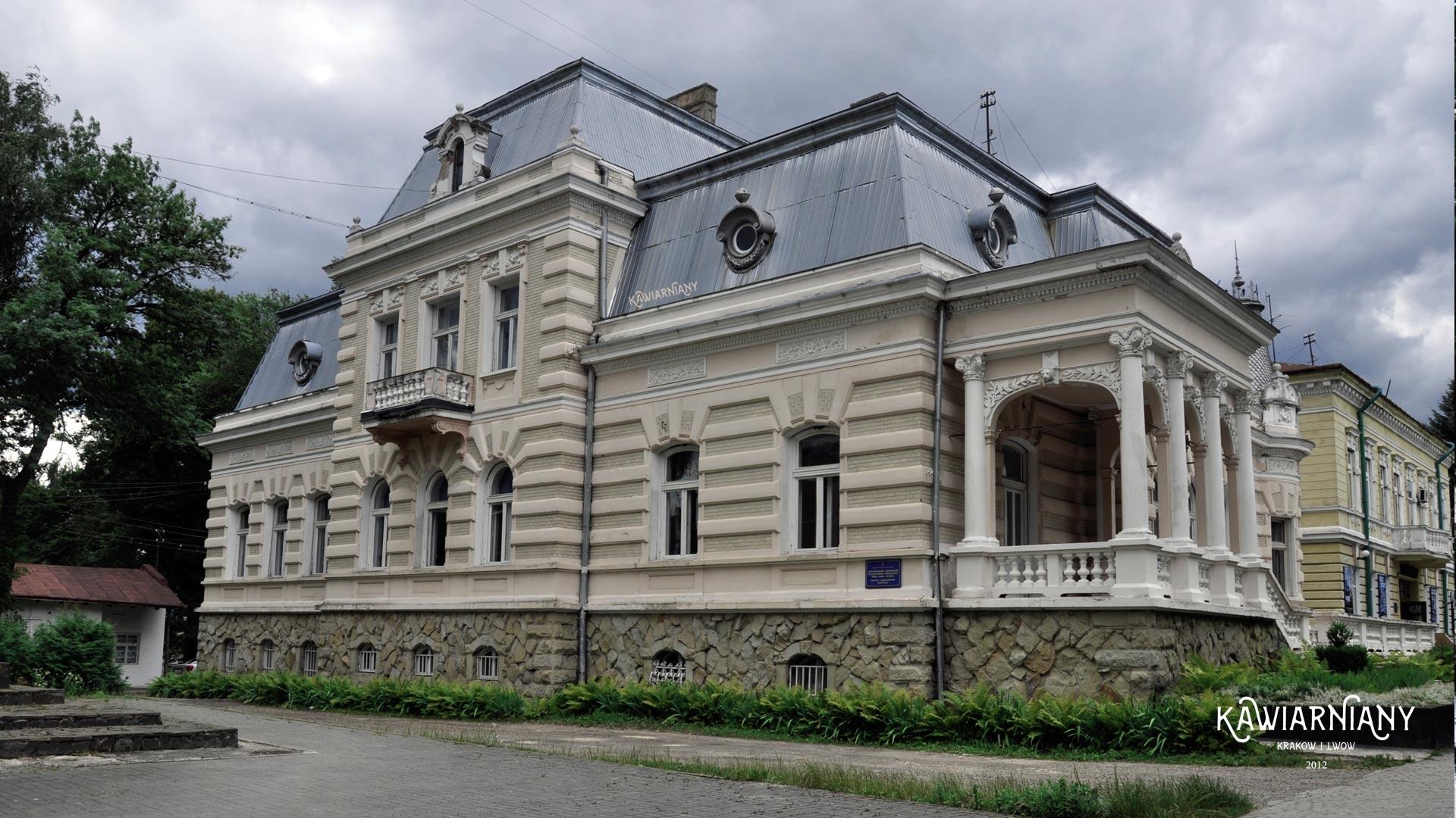 Willa Rajmunda Jarosza w Drohobyczu