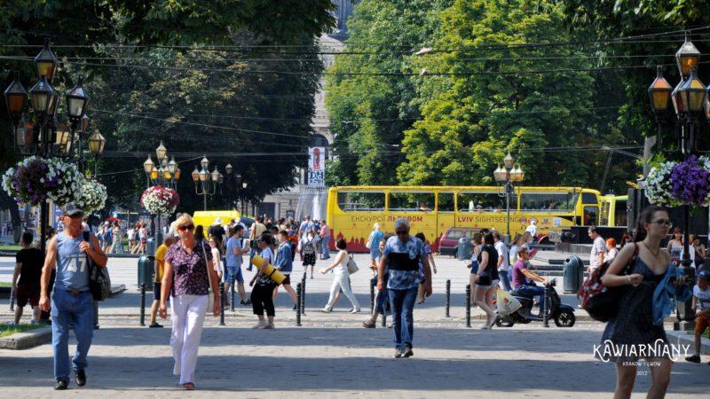Na ile dni jechać do Lwowa?