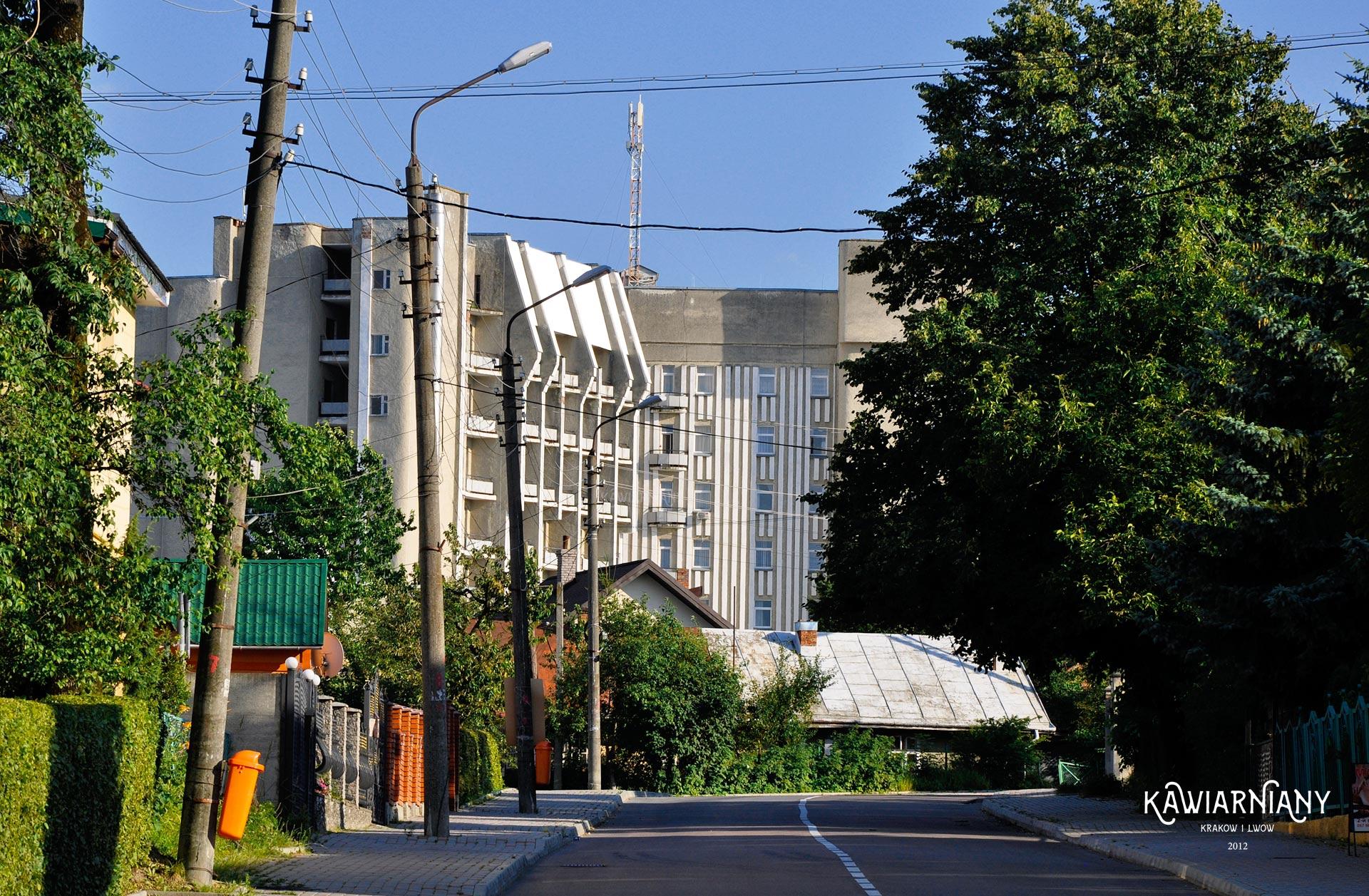 Truskawiec zdjęcia sanatoria