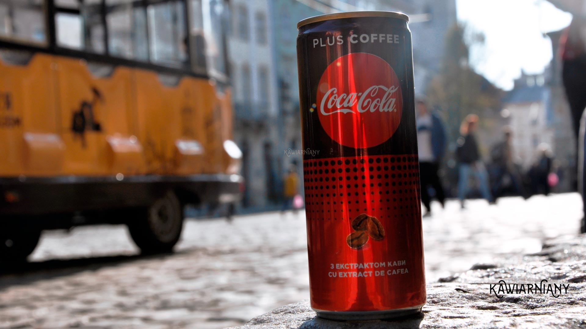 Puszka już za 1,13 zł. Ile kosztuje Coca Cola i Pepsi na Ukrainie?
