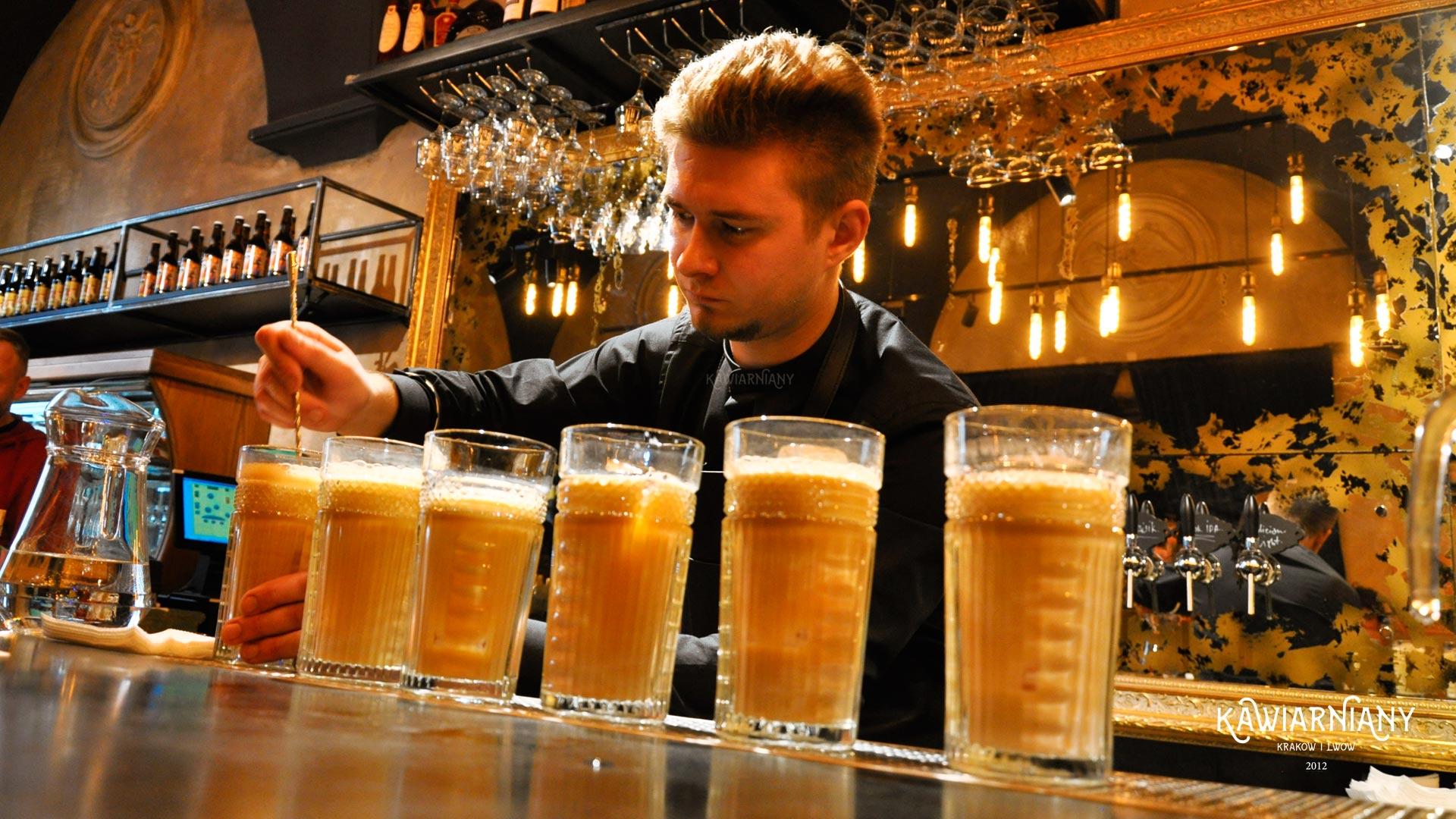 Craft&Kumpel Beer Atelier – piwo kraftowe przy Rynku we Lwowie