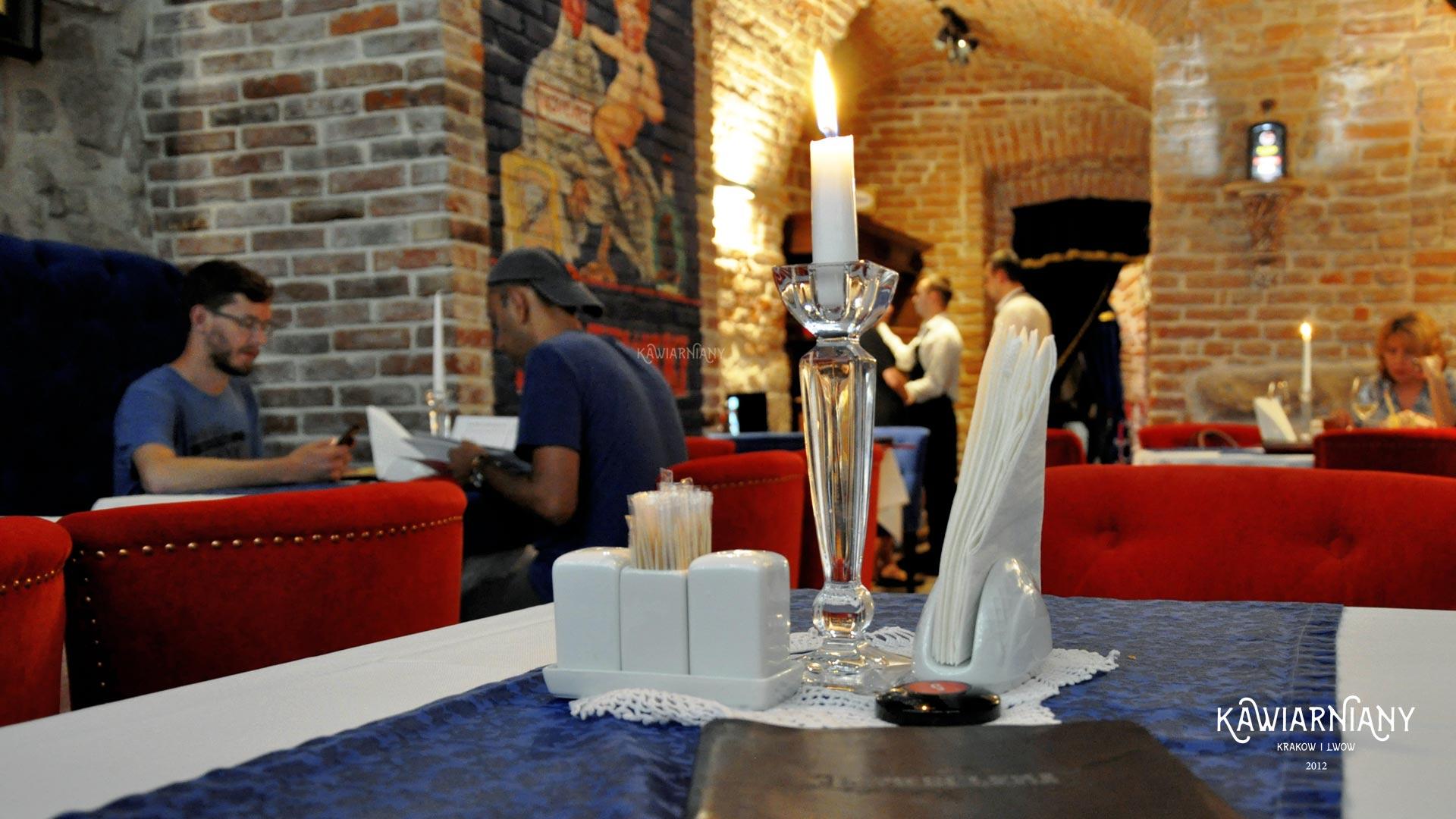 Restauracja Baczewskich Lwów