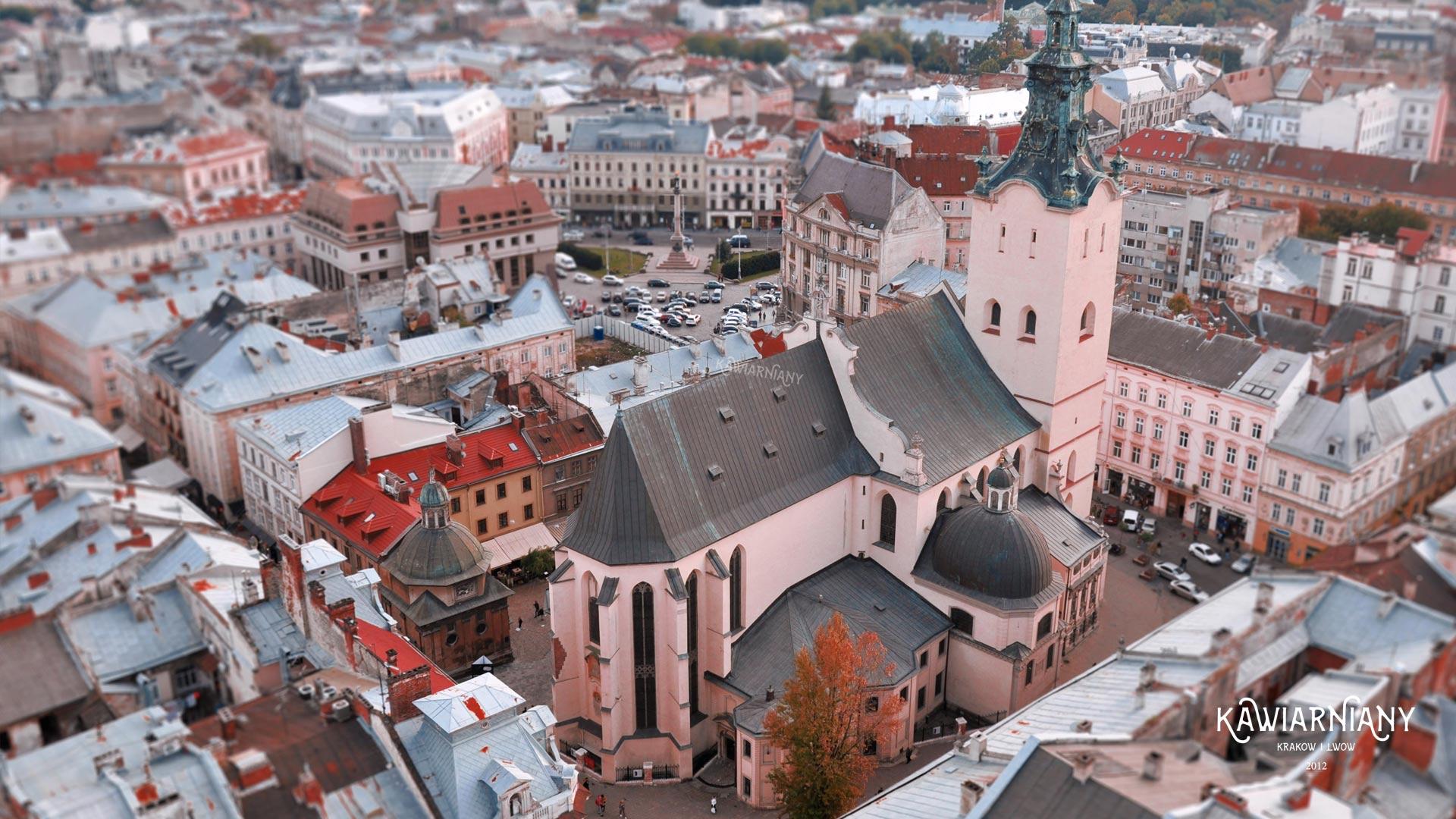 Samolotem na Ukrainę. Tanie loty z Krakowa do Lwowa. Rezerwacje już możliwe!