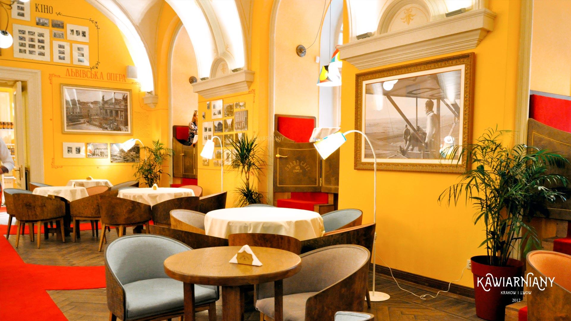 Grand Cafe Leopolis