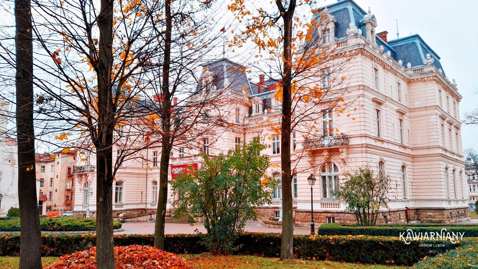 Listopad we Lwowie