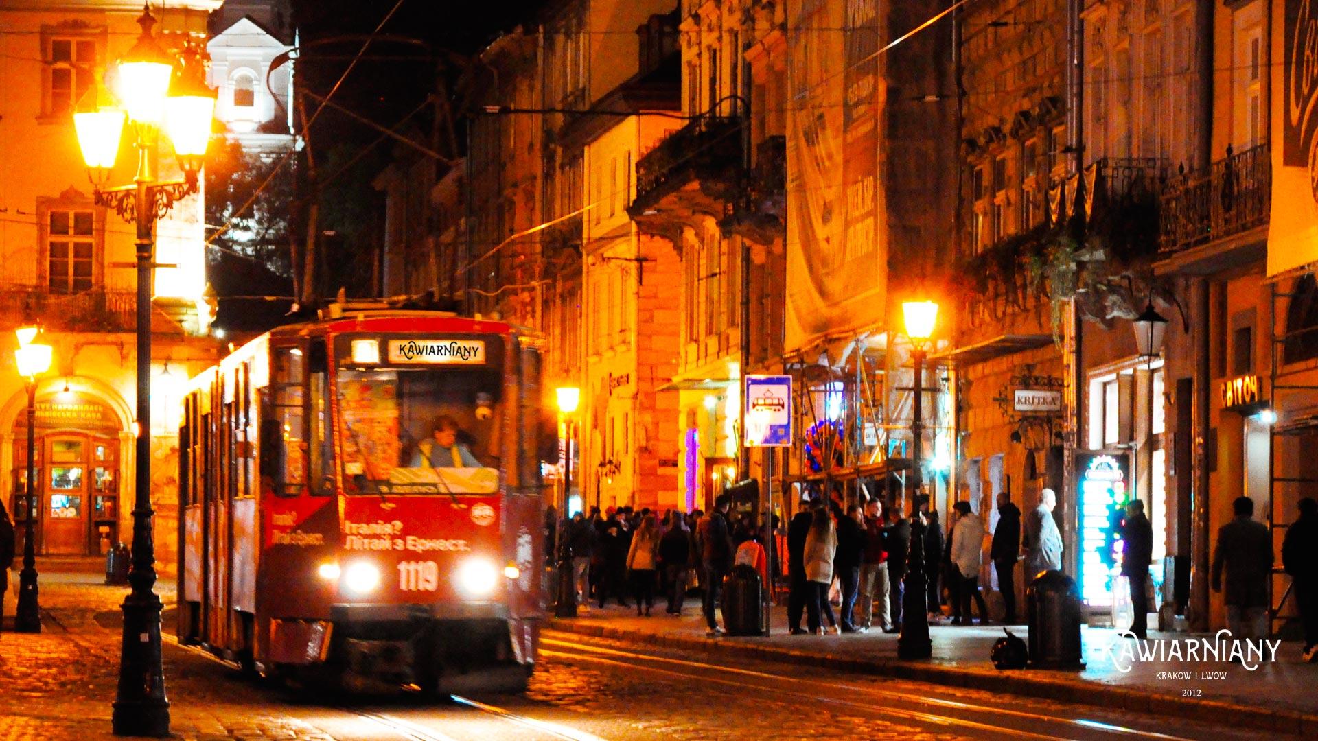Co robić wieczorem we Lwowie? Lwów nocą – atrakcje