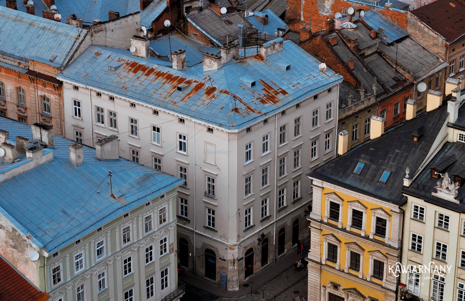 Apteka muzeum Lwów