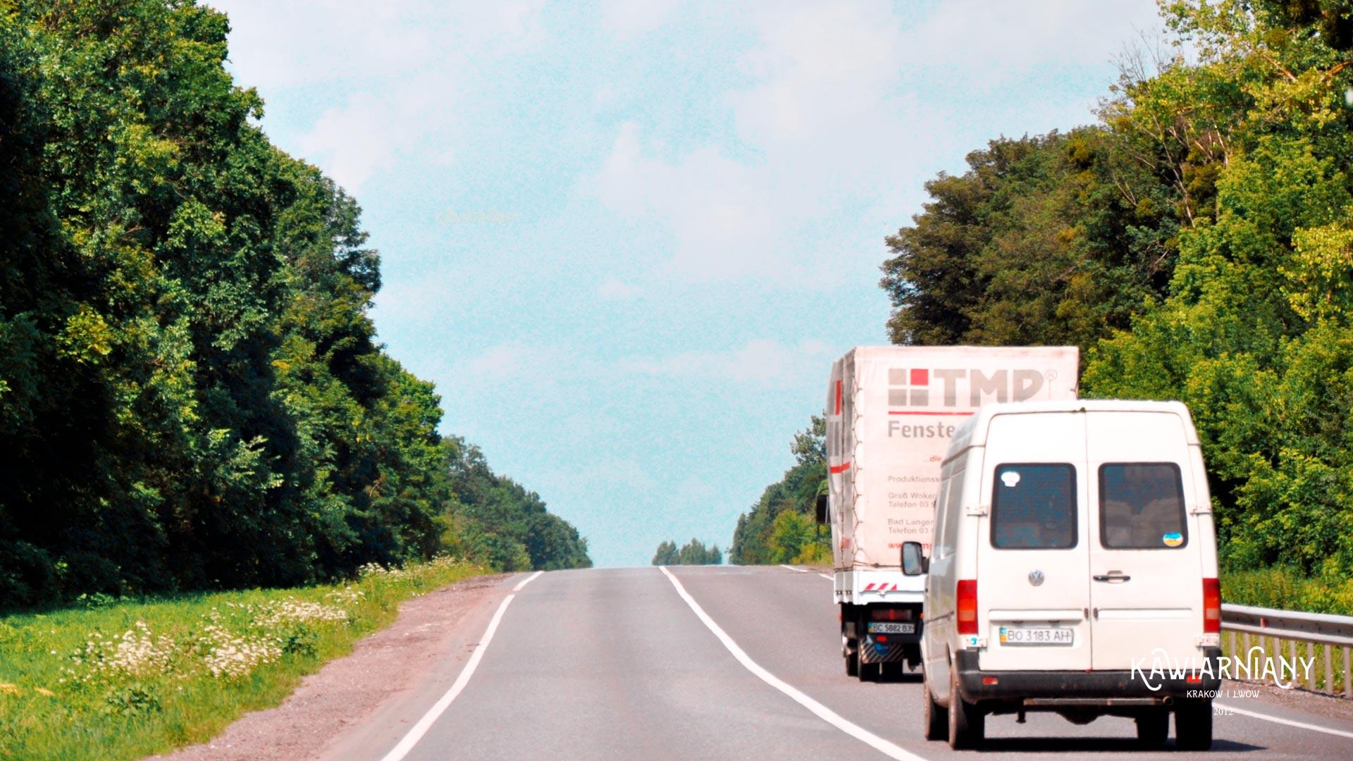 Ile km od granicy jest Lwów? Odległość z Polski do Lwowa