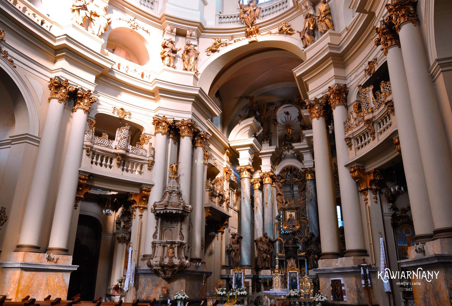 Katedra Dominikańska Lwów