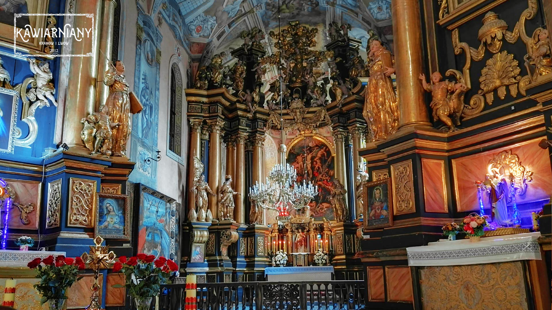Kościół św. Andrzeja we Lwowie