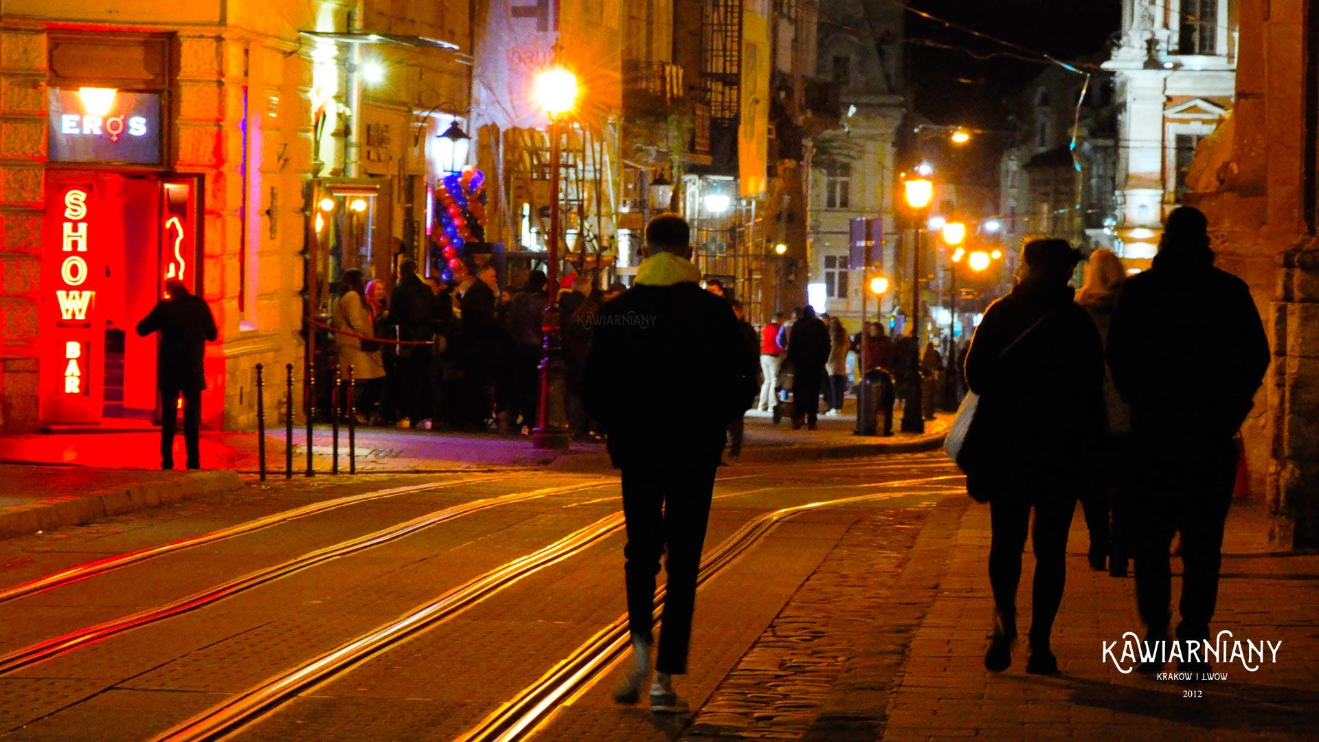 Show bar lviv