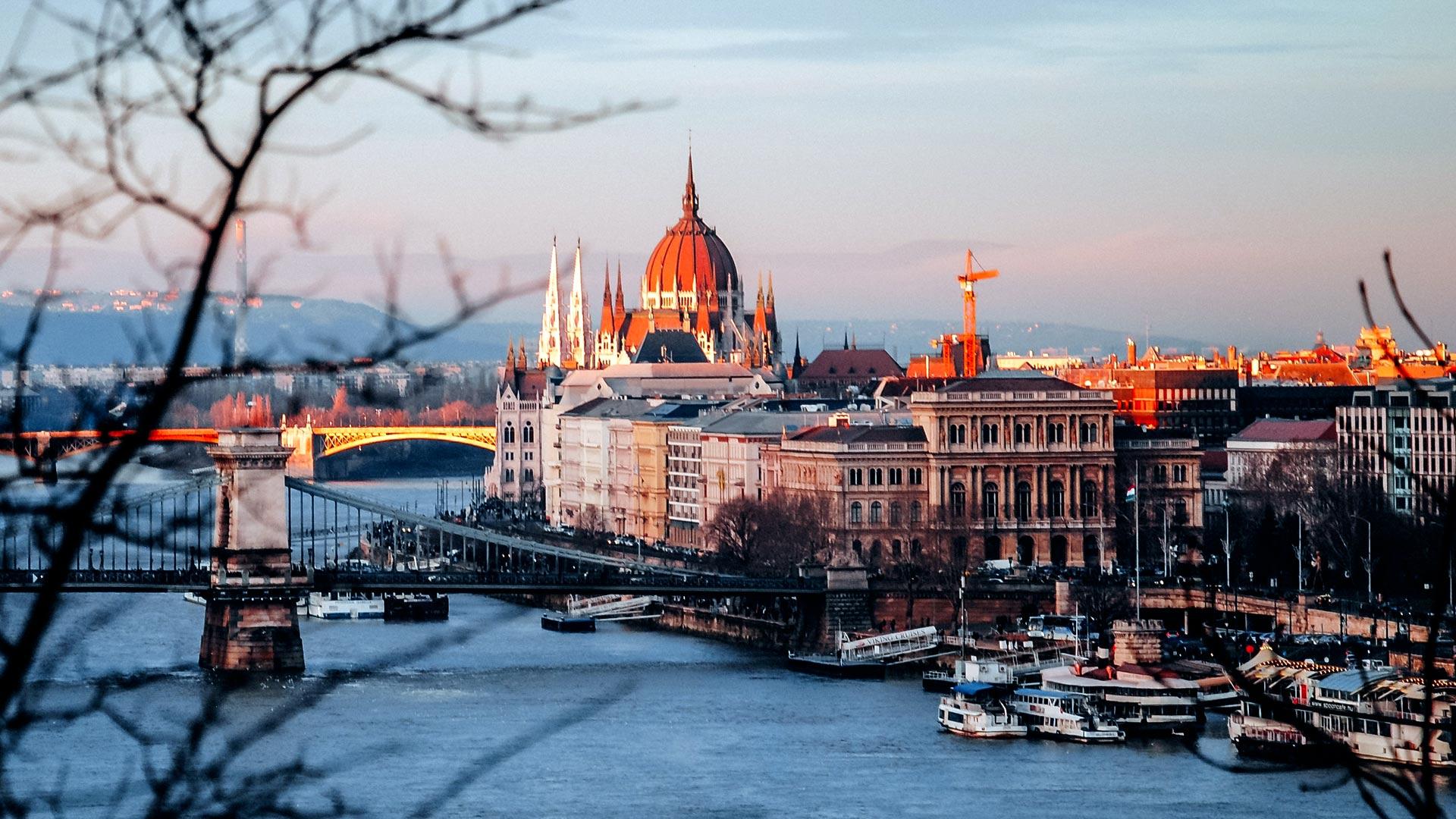 Gdzie jest centrum Budapesztu? Centrum w Budapeszcie