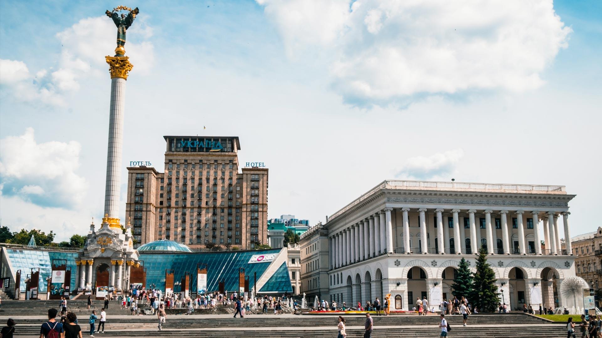 TOP 10 Co zobaczyć na Ukrainie? Ciekawe miejsca na urlop