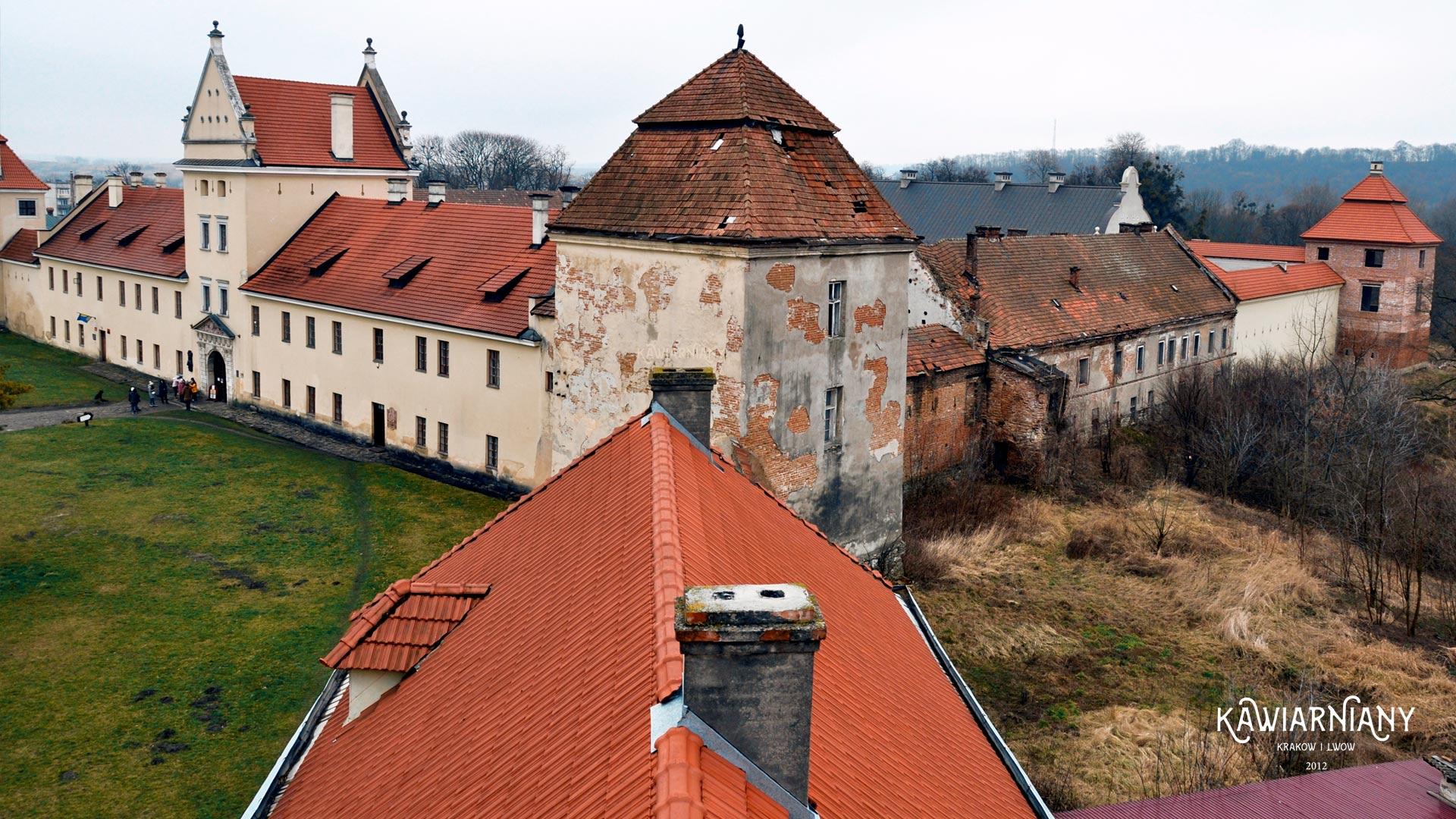 Zamek w Żółkwi – historia, cennik, zwiedzanie. Czy warto przyjechać?