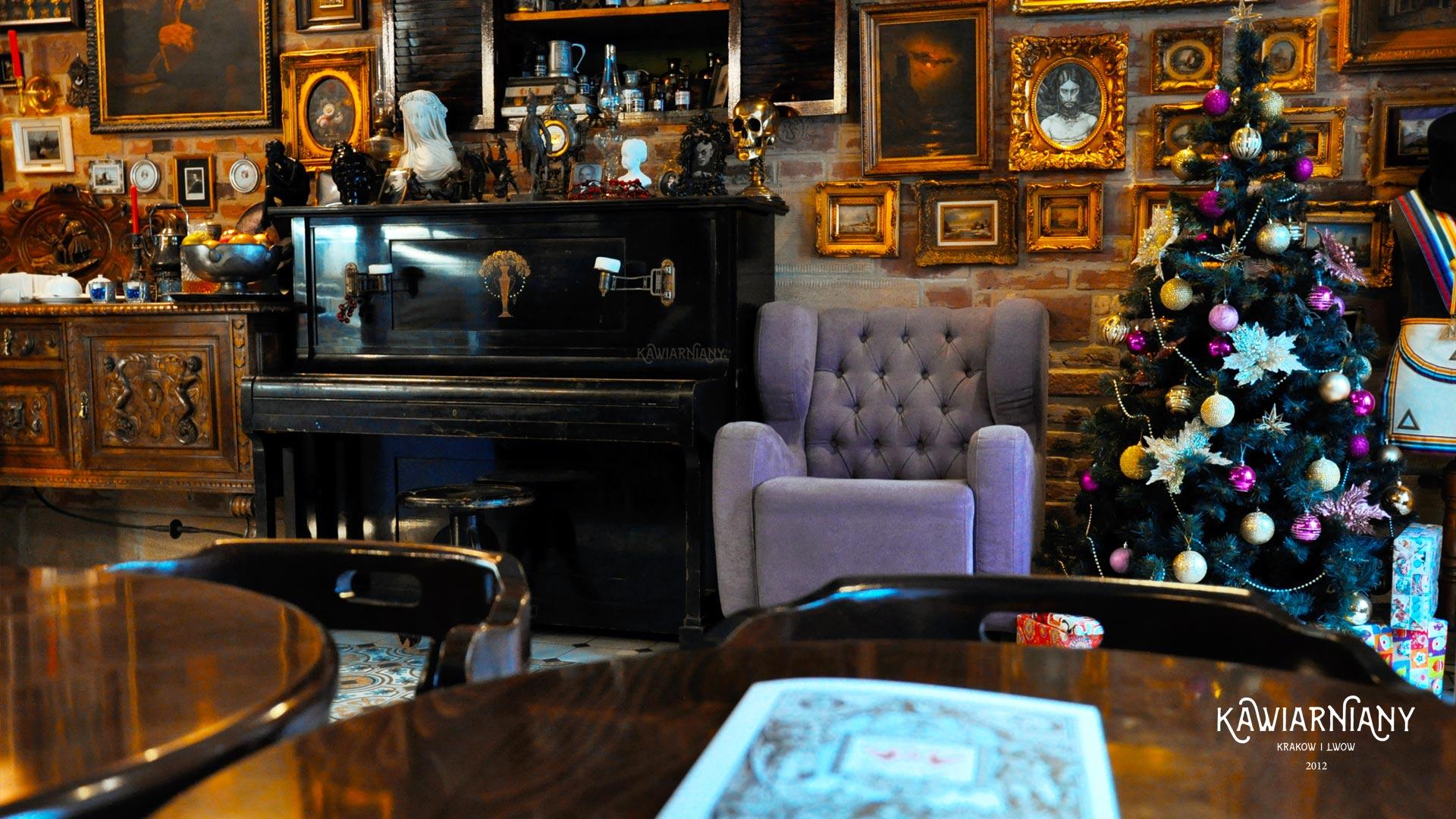 Restauracja Doktor Faust we Lwowie – mrocznie przy Ormiańskiej