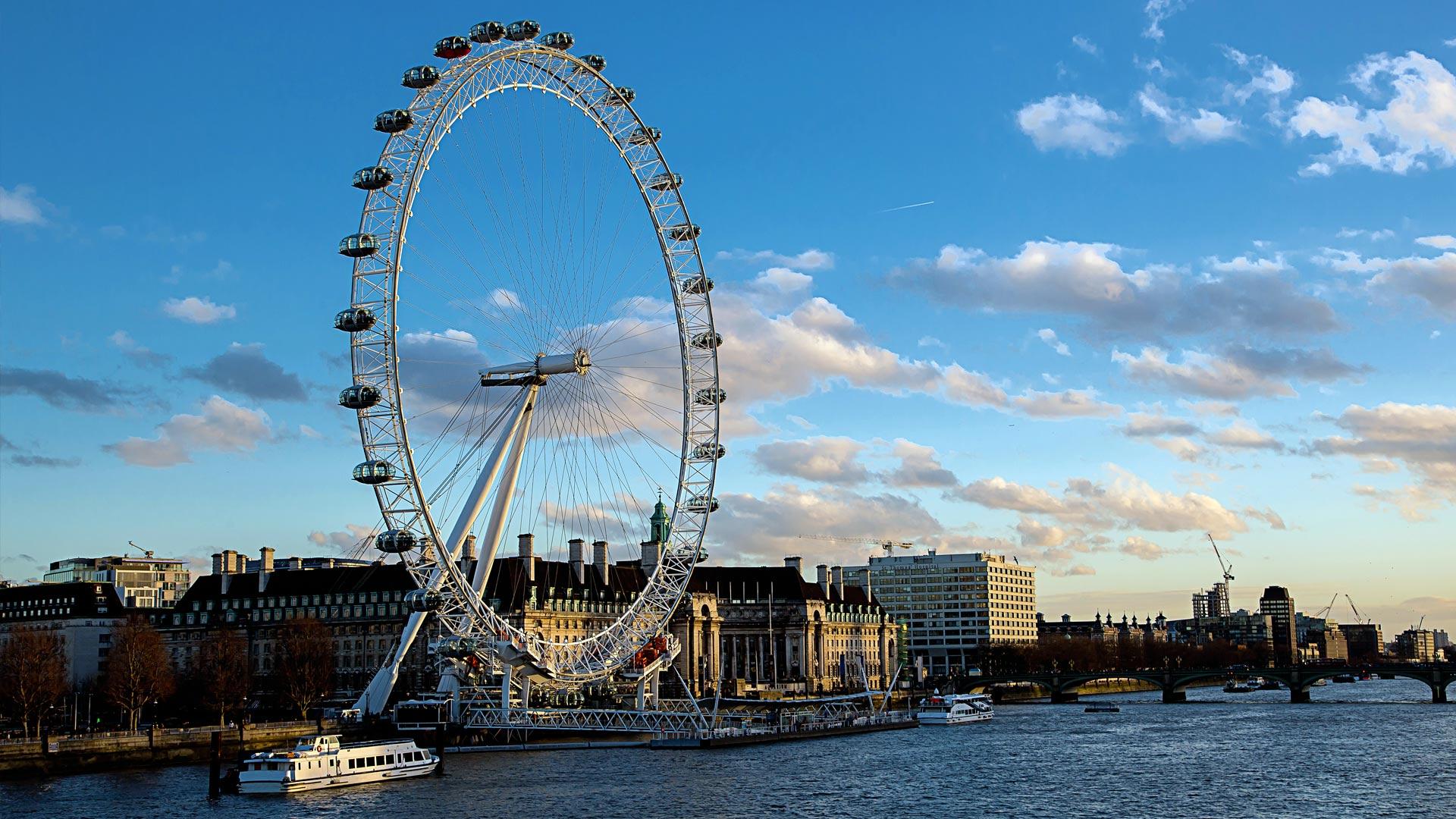London Eye – diabelski młyn. Cena, bilety, ciekawostki i wysokość