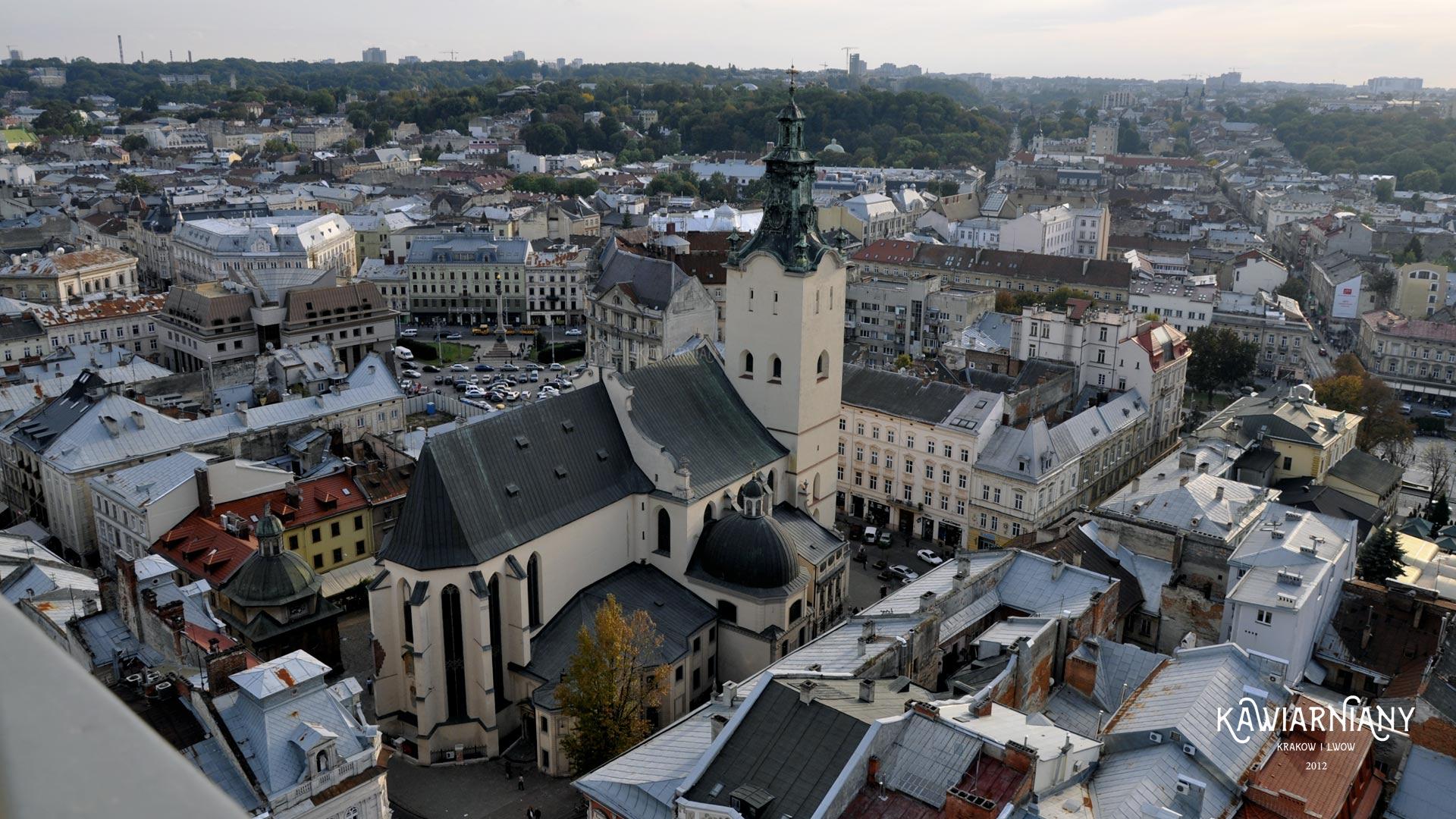 Msze z Katedry Łacińskiej na żywo przez Internet. Wieczorem koncert ze Lwowa