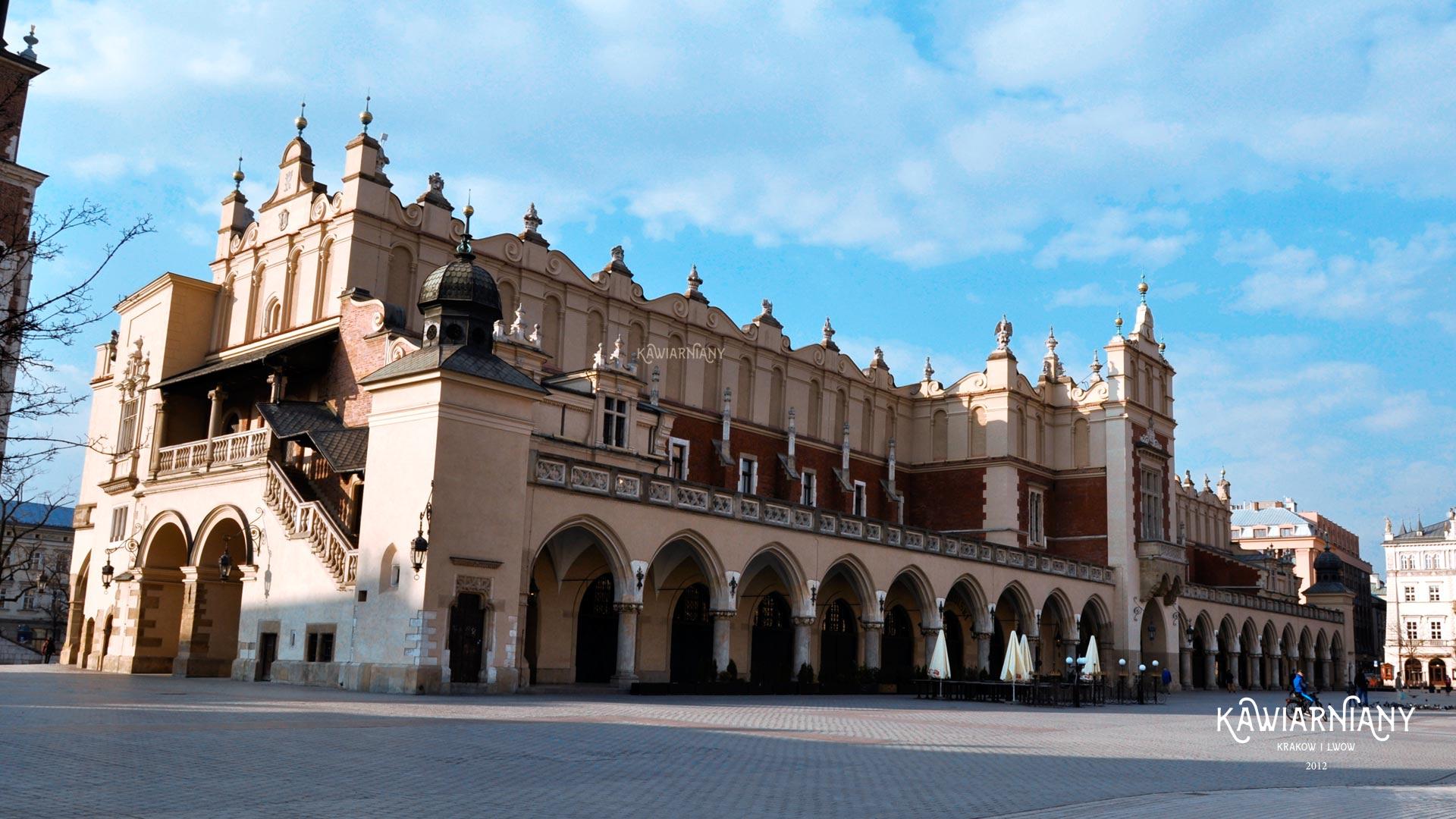 Dlaczego warto zwiedzić Sukiennice w Krakowie? NIE WARTO