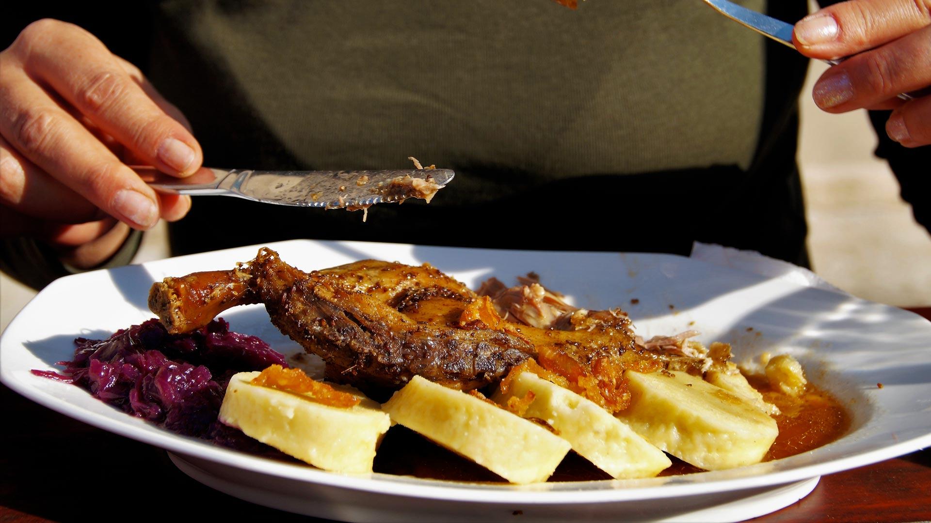 Co zjeść w Czechach? Co w Pradze. 15 dań kuchni czeskiej